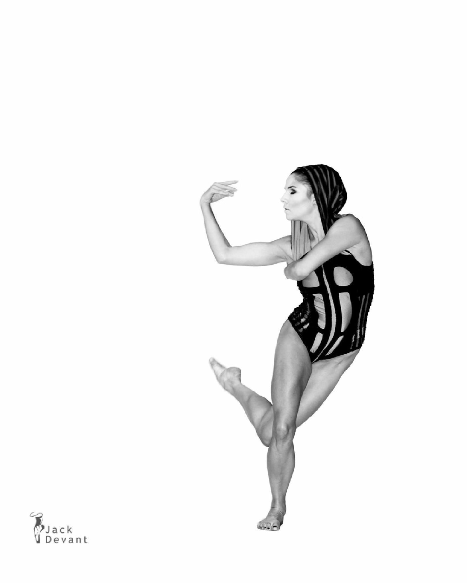 Maria Engel in GO by Jack Devant