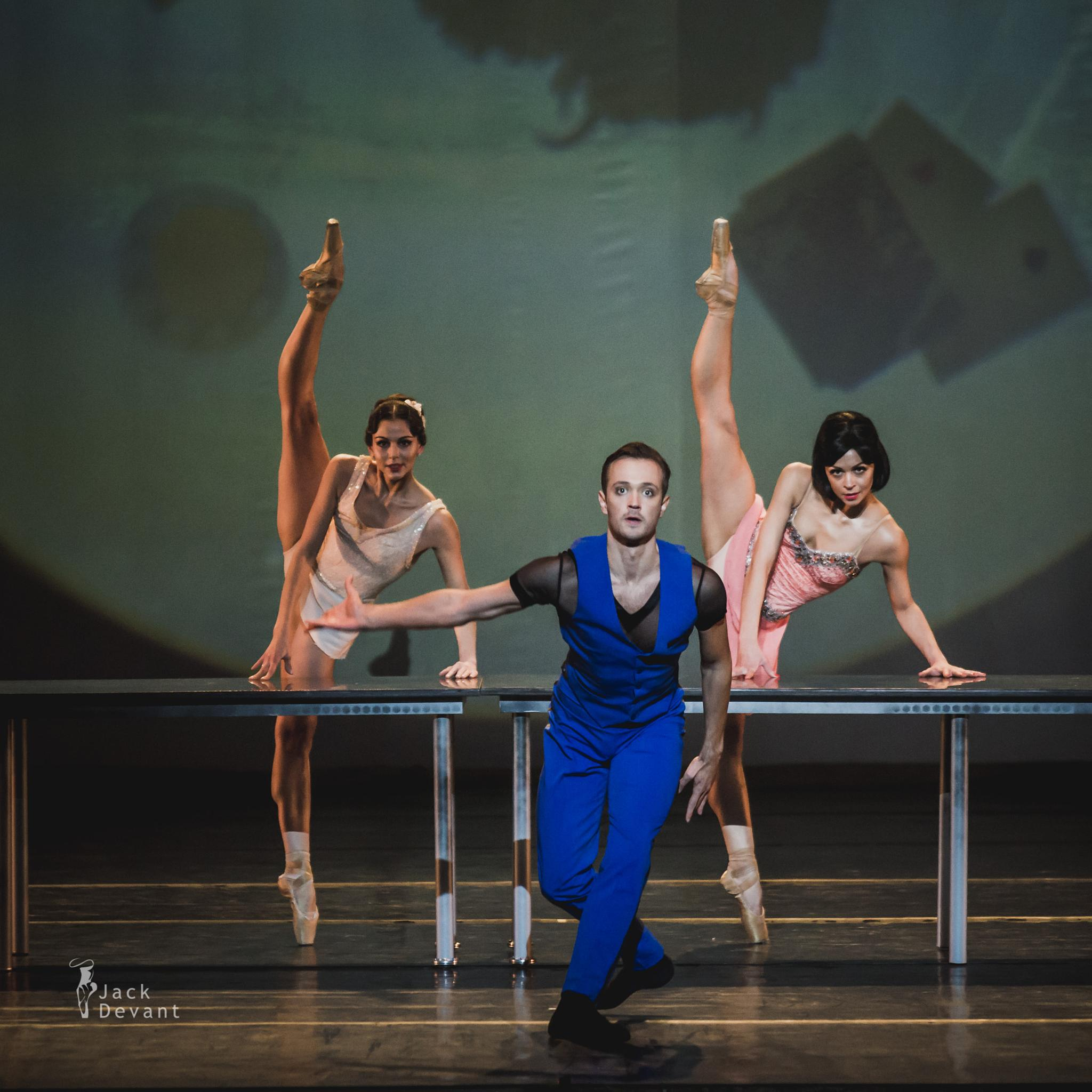 Photo in People #jack devant #ballet #the great gatsby #gatsby #ballerina