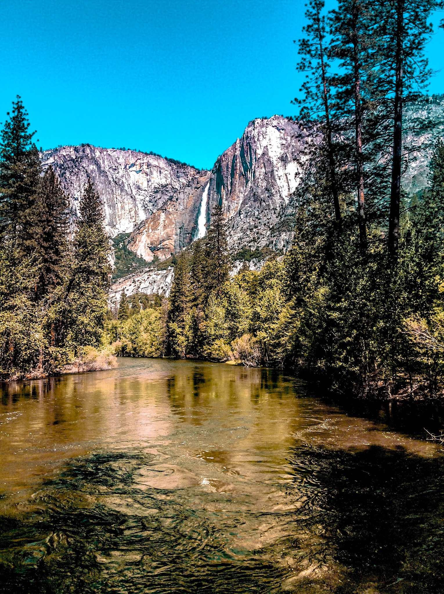 Spent the day exploring Yosemite Valley. Could honestly spend a week here and still need more time. by Wild Heart Adventurers