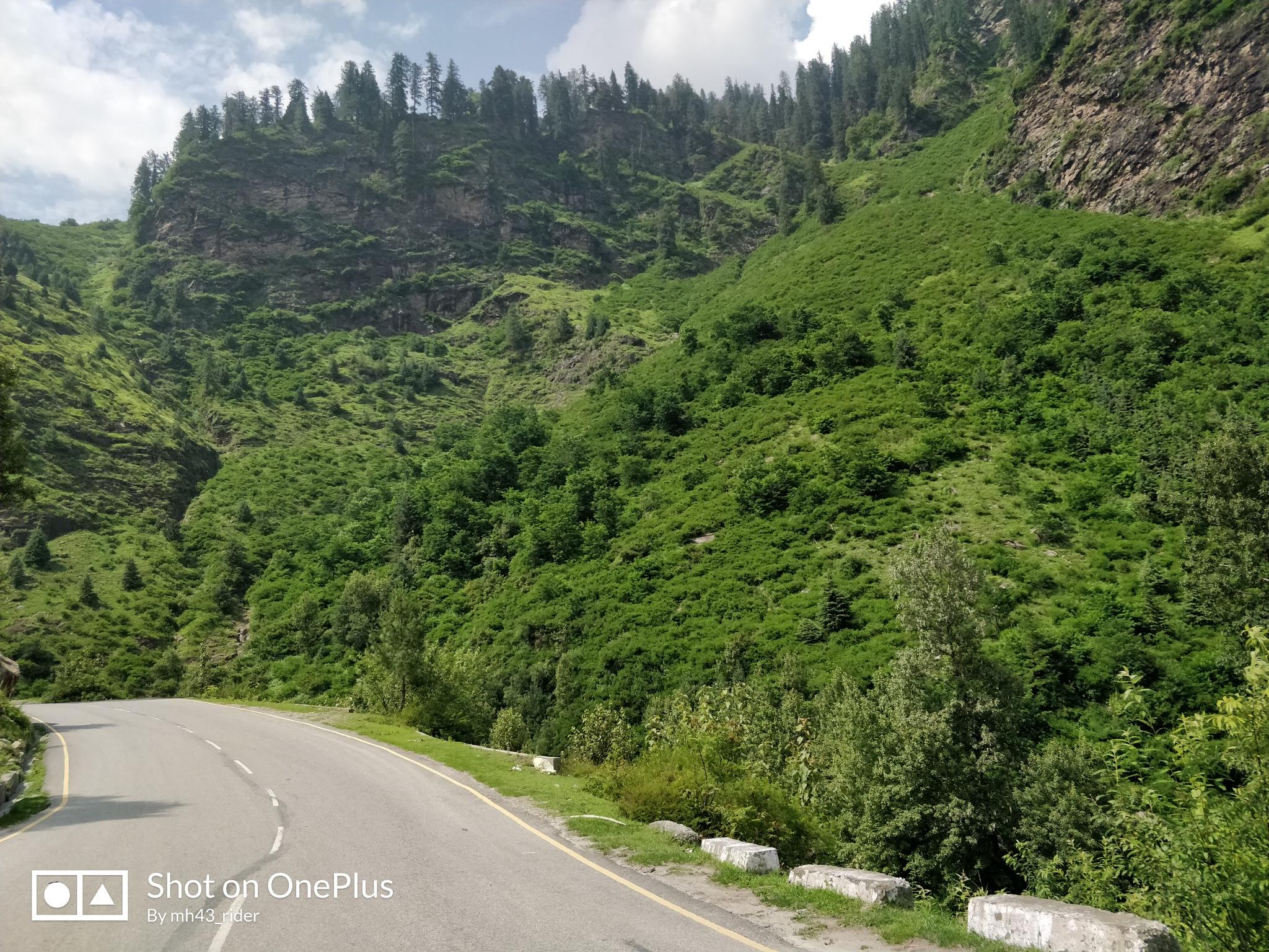 Manali Ride by Akshay Shelke (Mh43Rider)