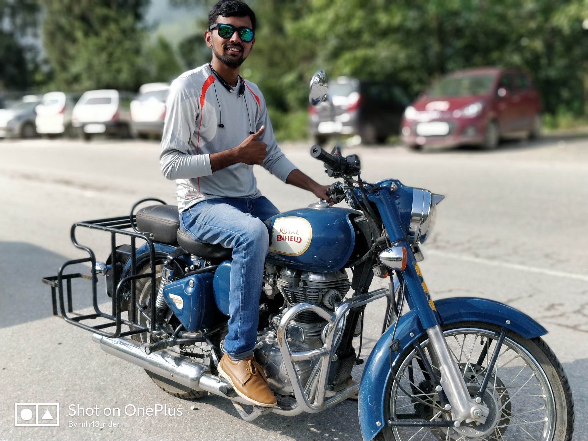 Bike Ride by Akshay Shelke (Mh43Rider)
