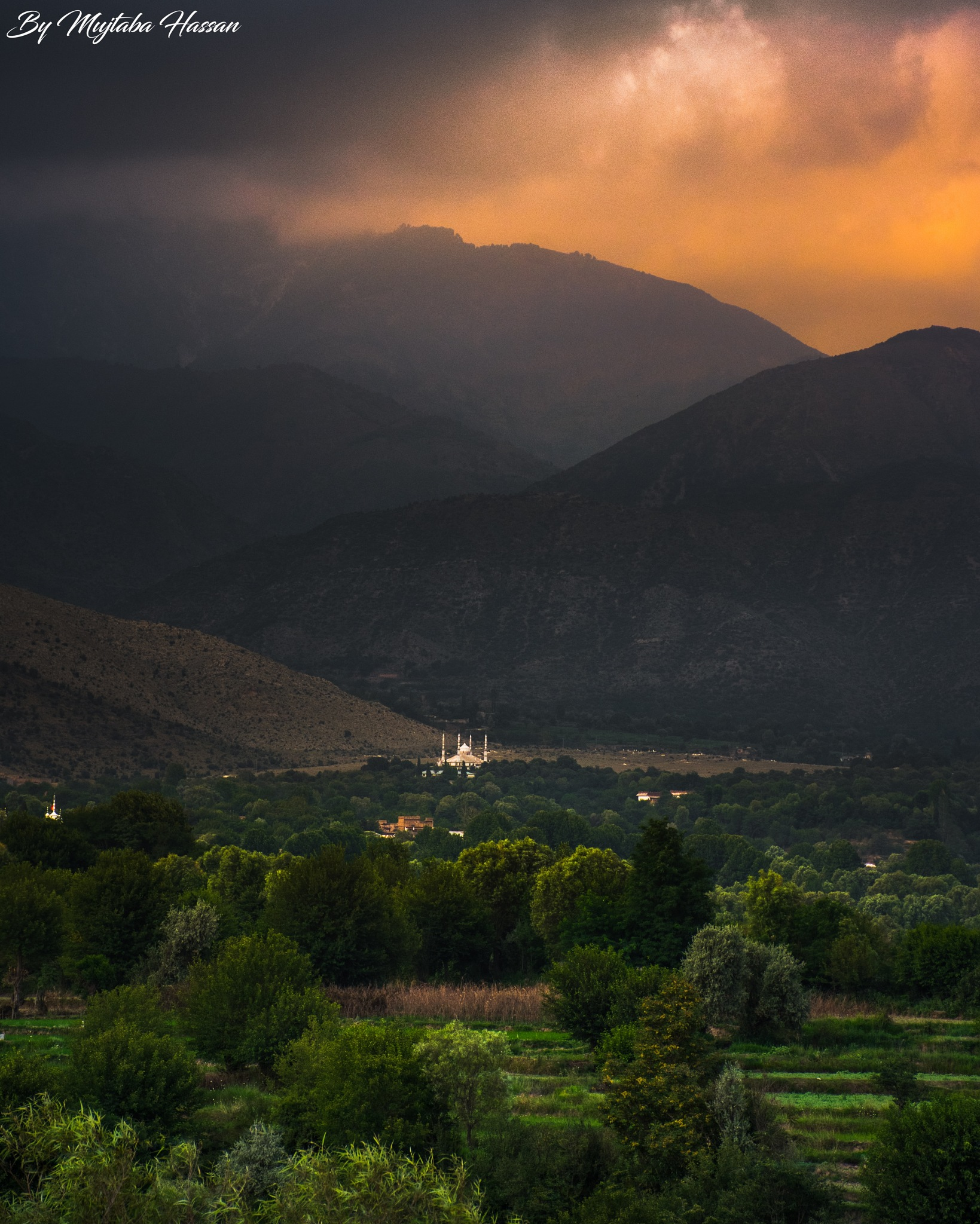 Untitled by Mujtaba Hassan