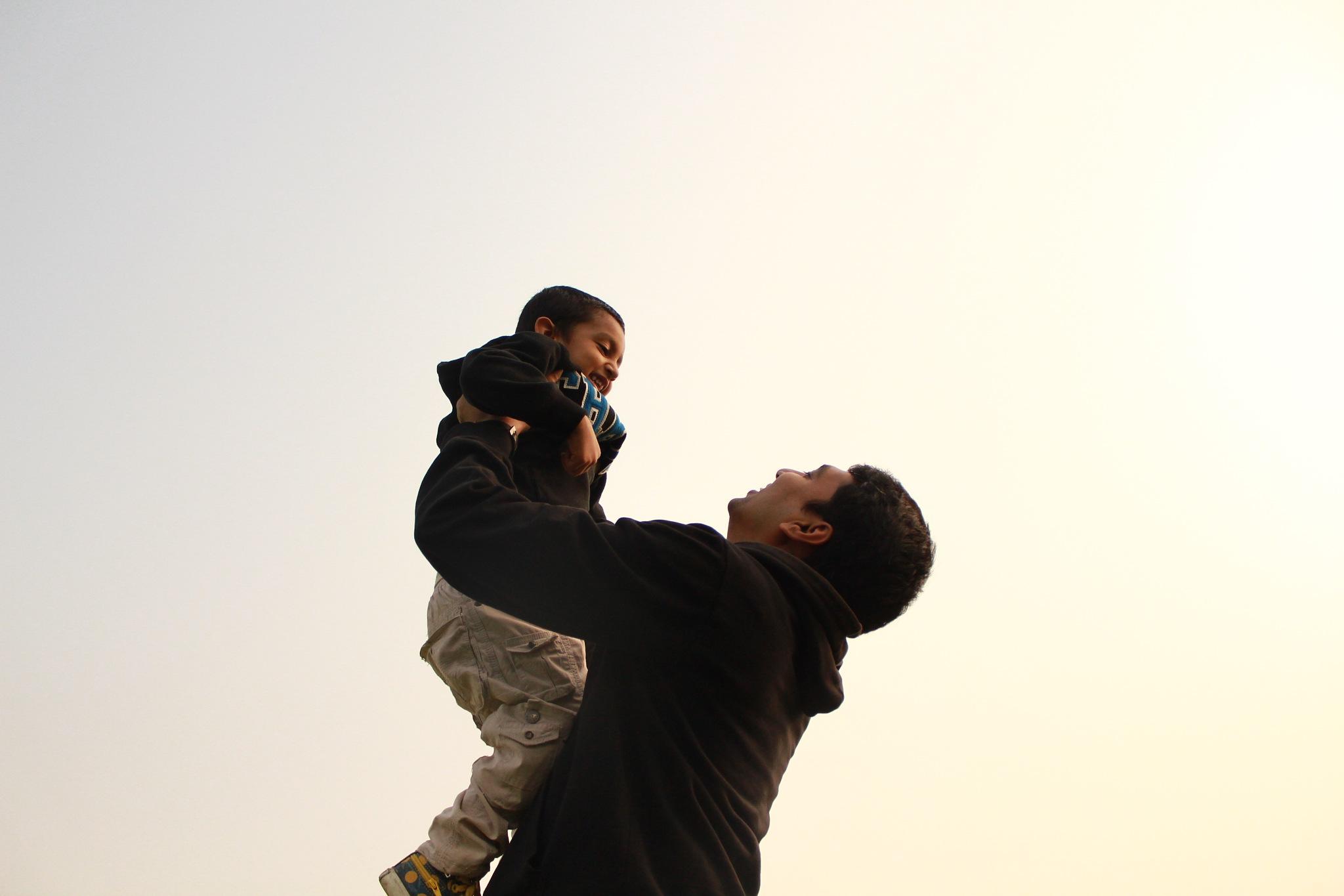 The father by Rafiqul Islam Tushar