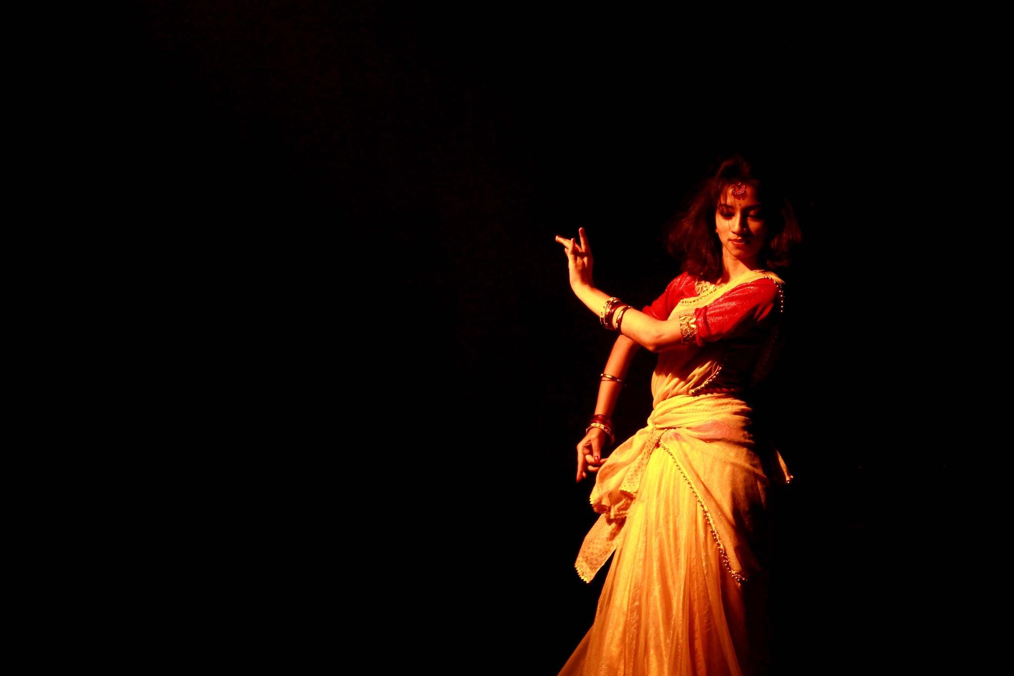 The dancing girl 2 by Rafiqul Islam Tushar