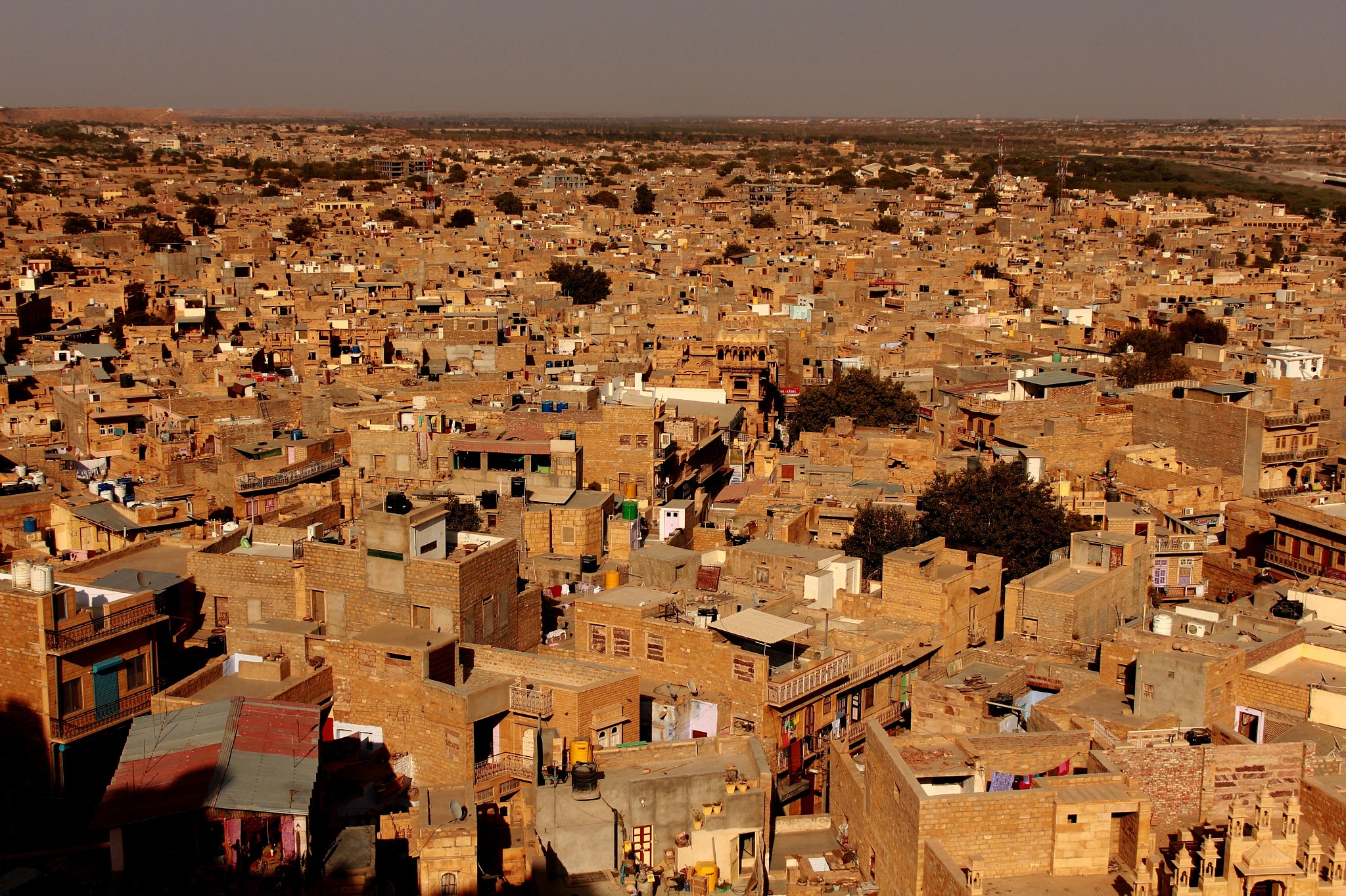The Golden City by Rafiqul Islam Tushar