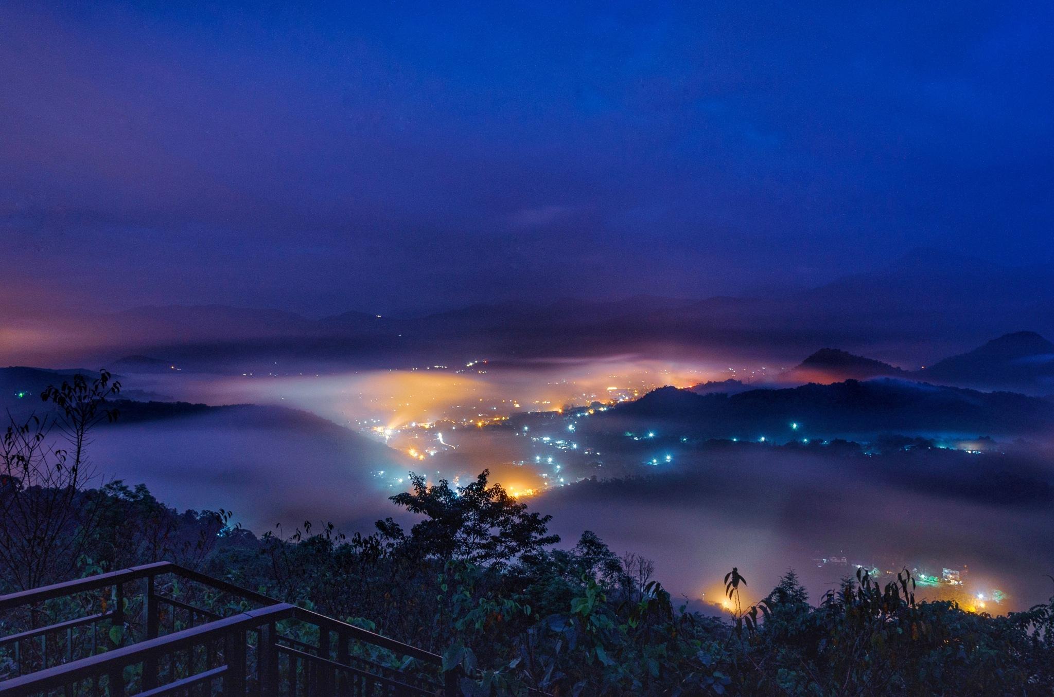 Cloud sea by C.bye