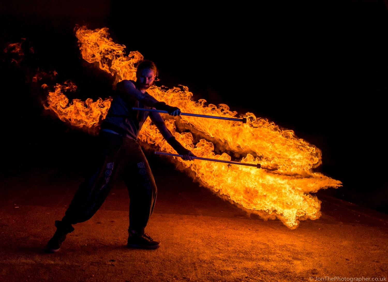 Stanley Styx Circus Artist by JonThePhotographer