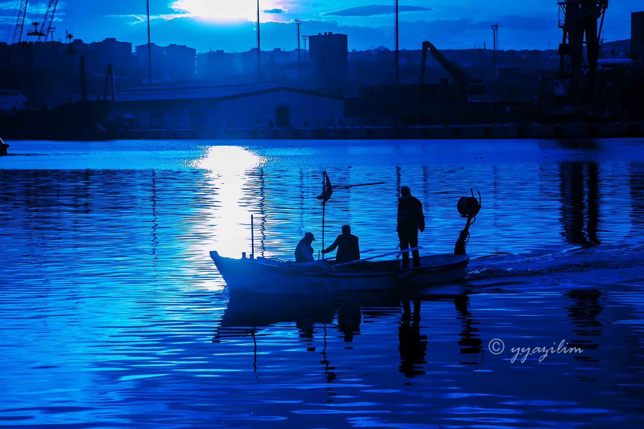 Balıkçılar by İbrahim YILDIZ