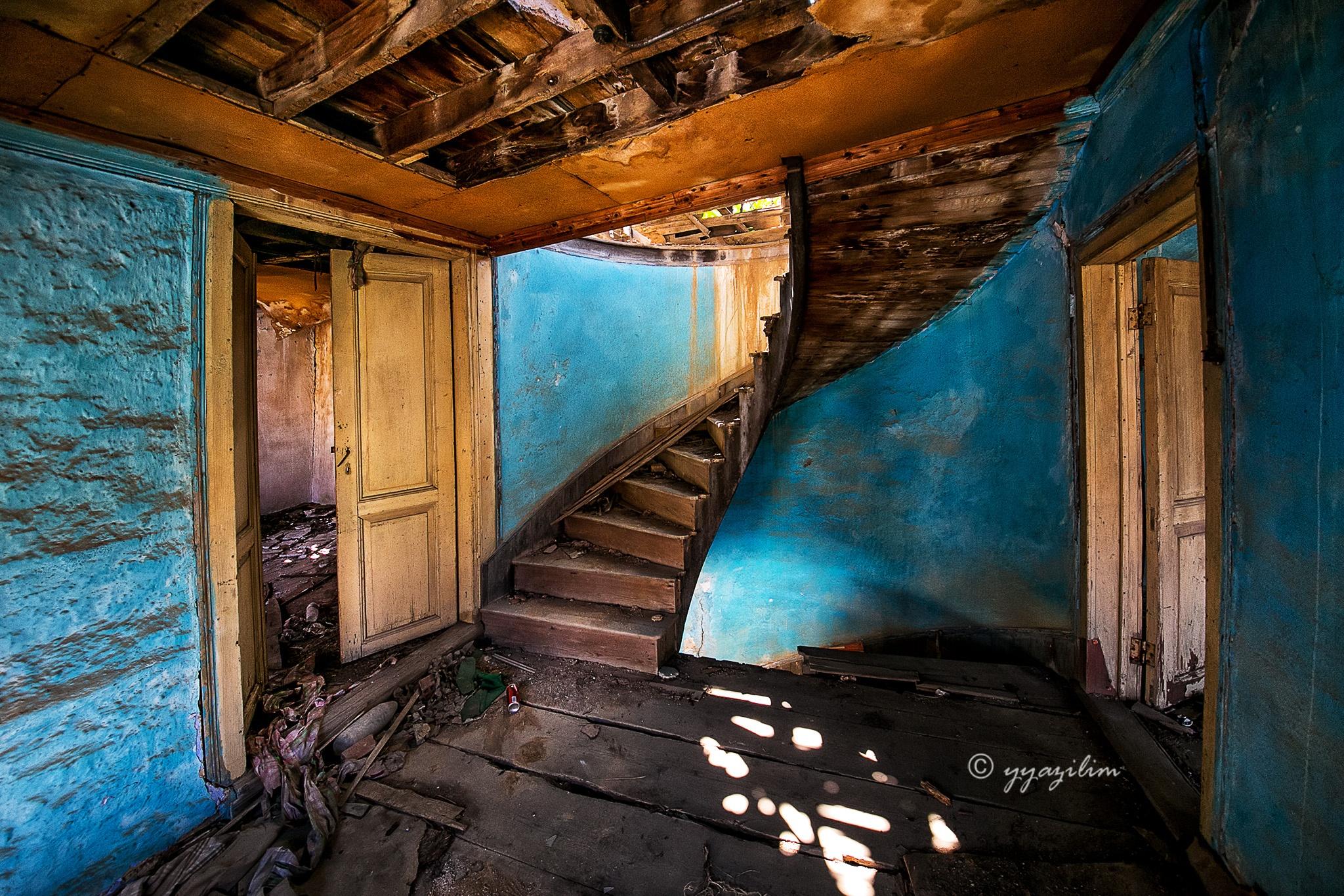 Merdiven by İbrahim YILDIZ