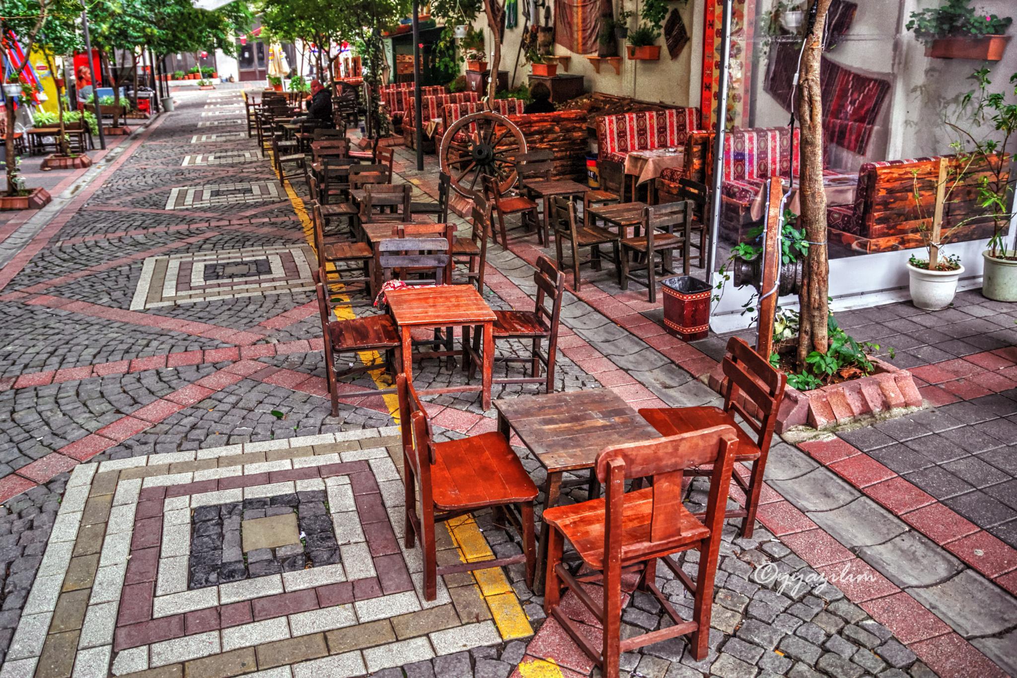 Sokak by İbrahim YILDIZ
