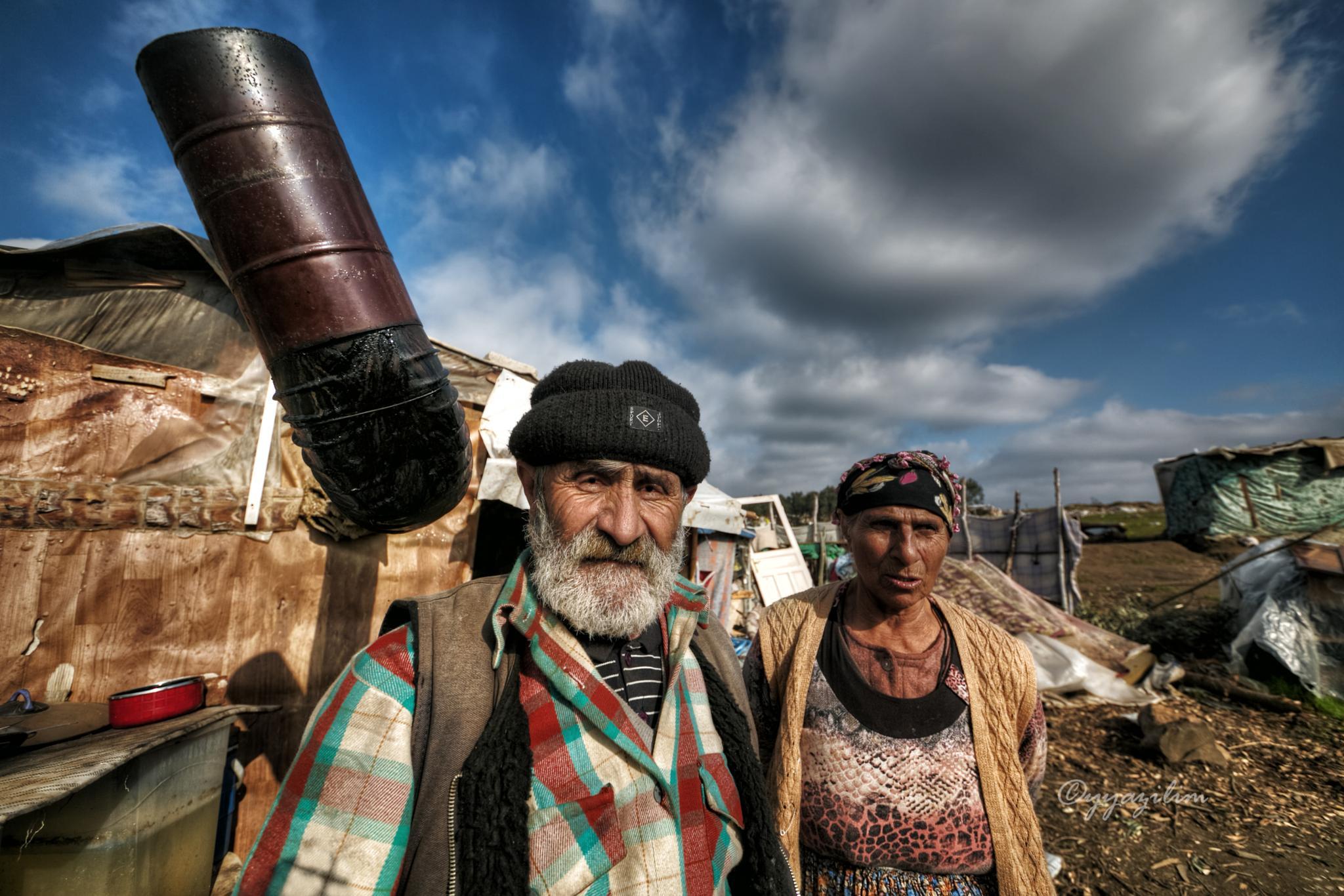 Roman vatandaşlar by İbrahim YILDIZ