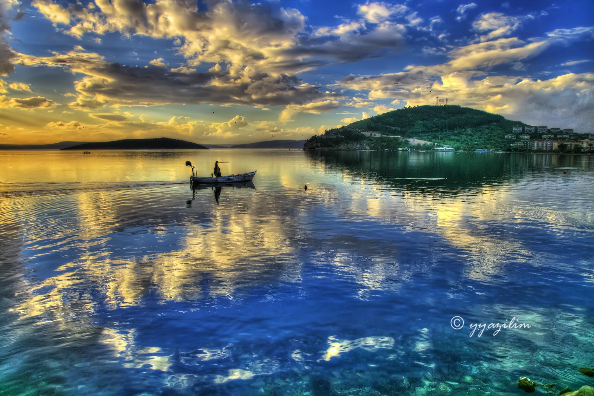 Yer gök by İbrahim YILDIZ