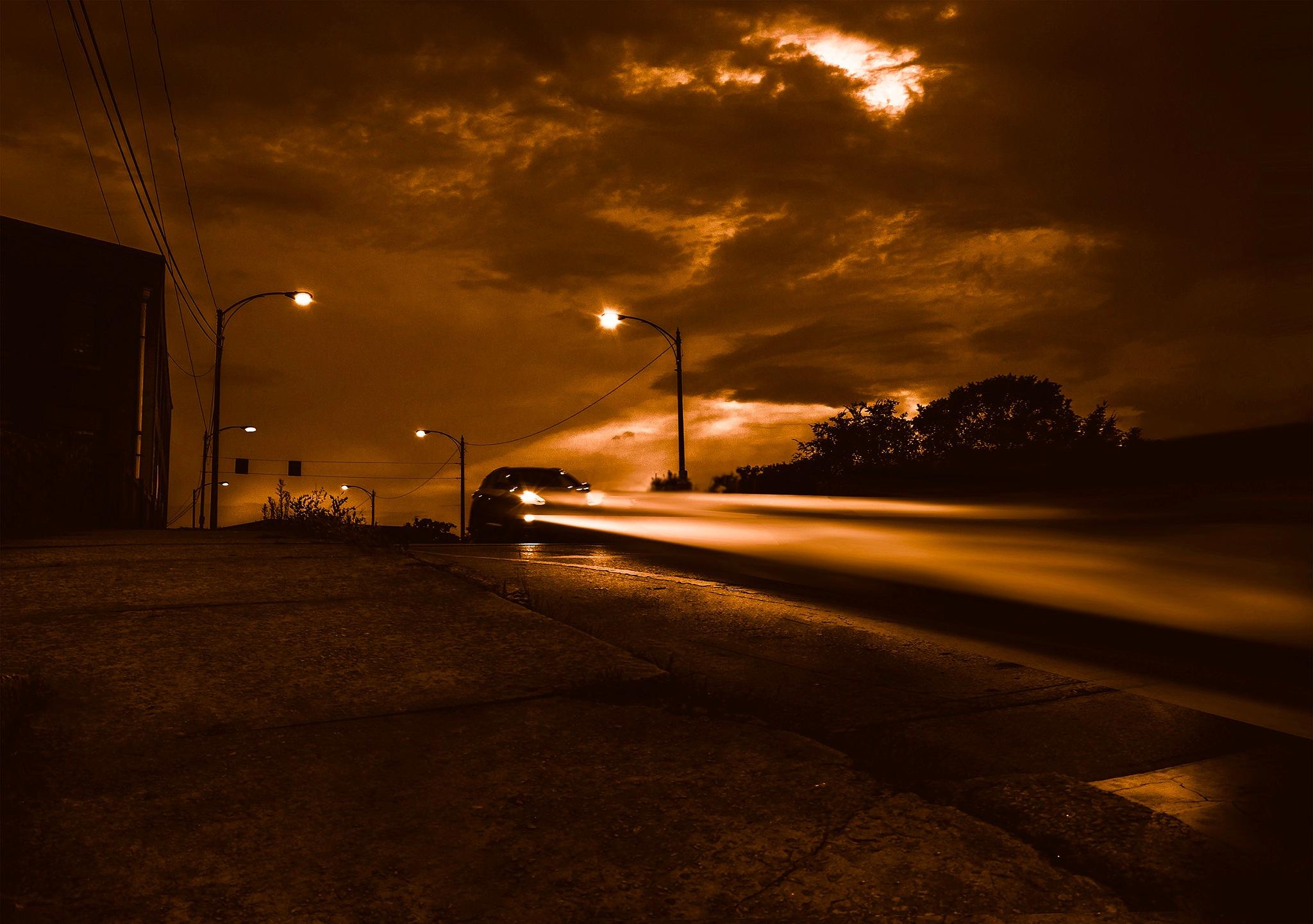 Light Captured by Heather Gillich