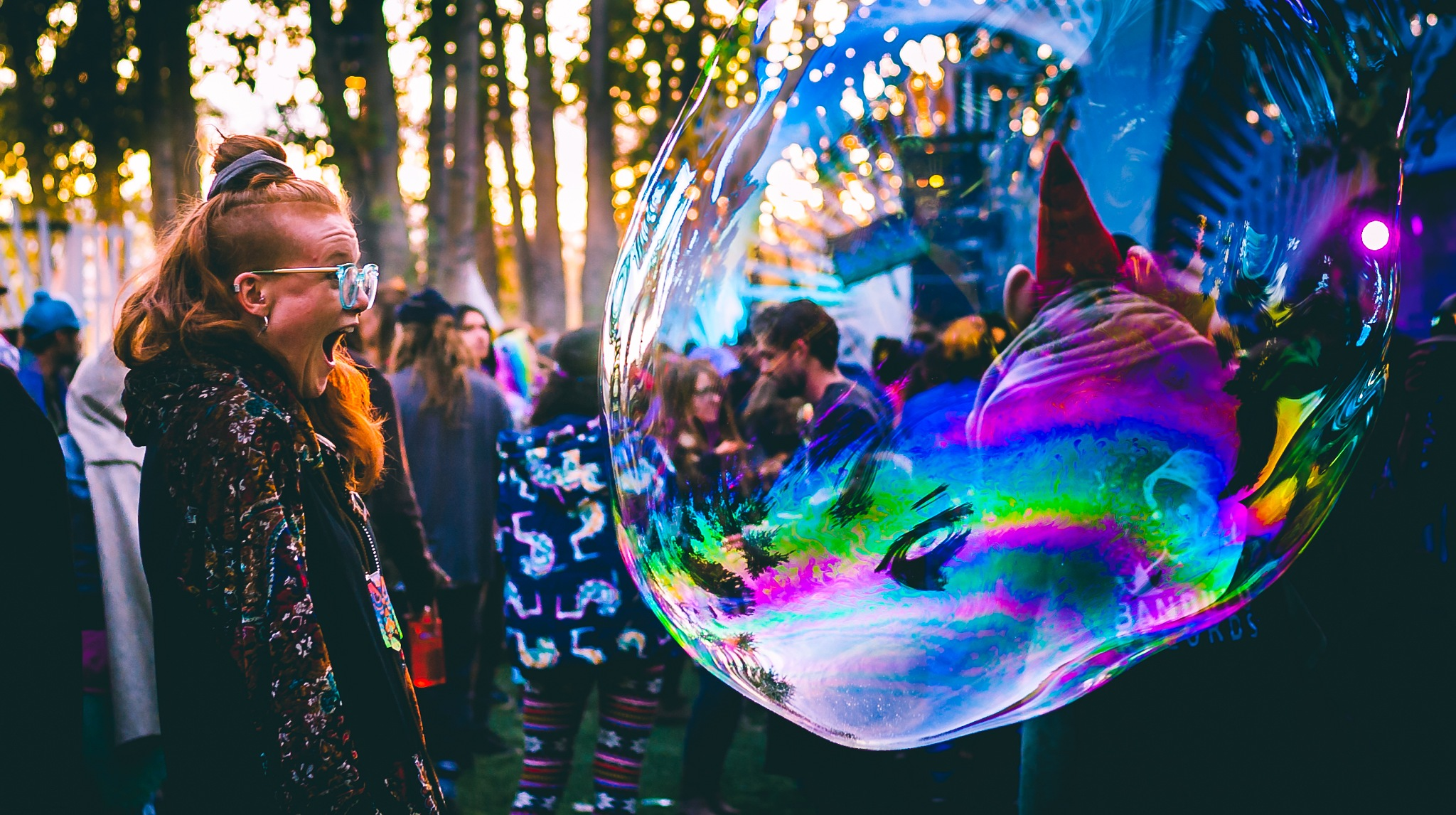 BUBBLE COAST FESTIVAL by Joey Rootman