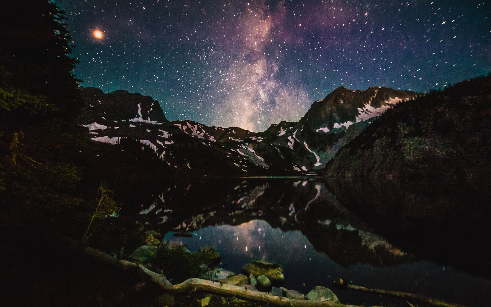 Snowmass lake - Colorodo by Joey Rootman
