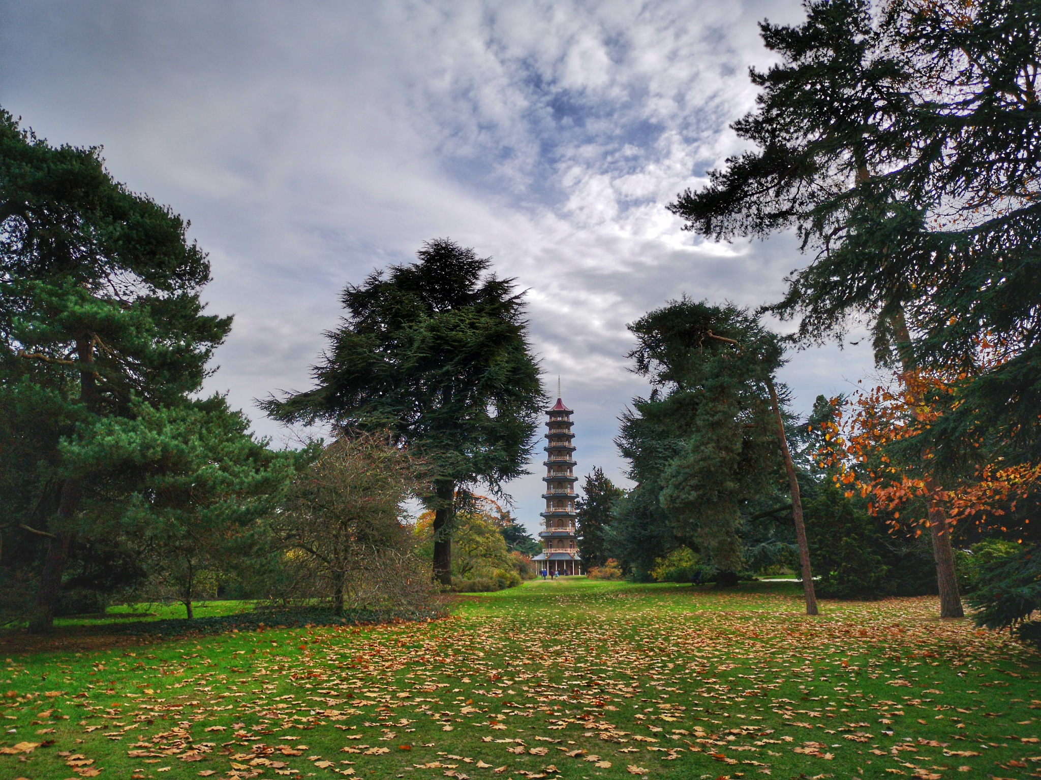 Walk in Kew Gardens 26 by Thomas White Photos