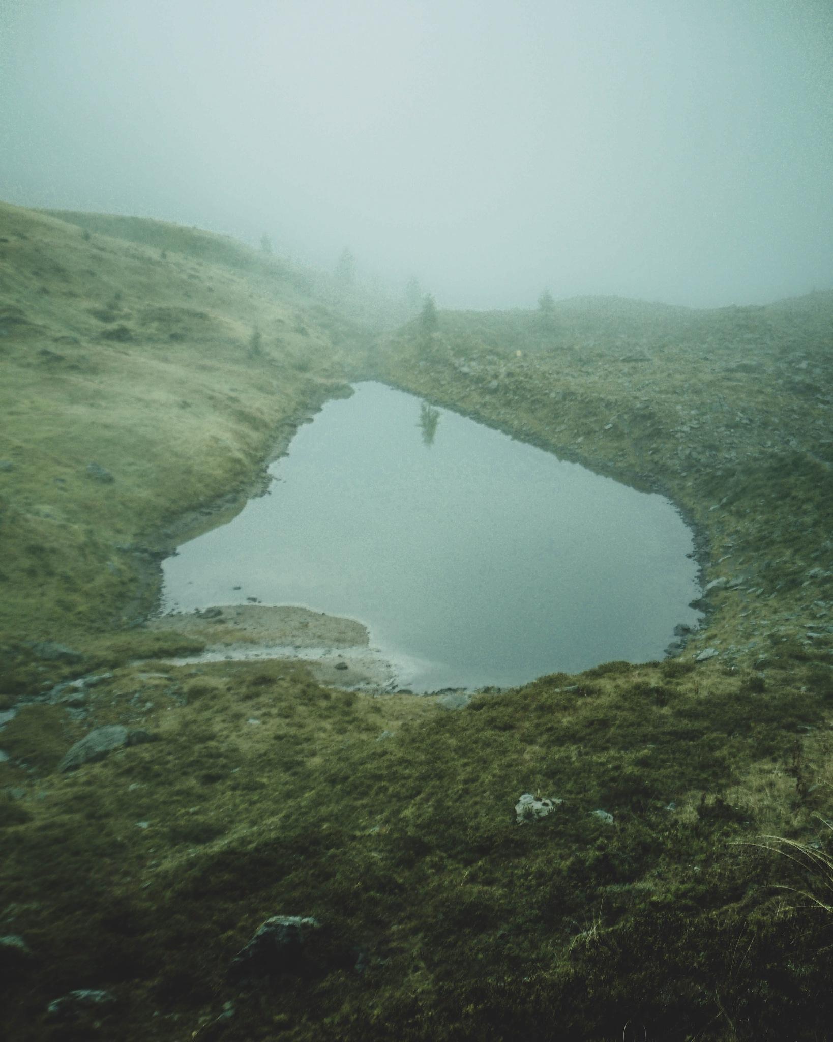 Misty Mountains  by Jotrockn