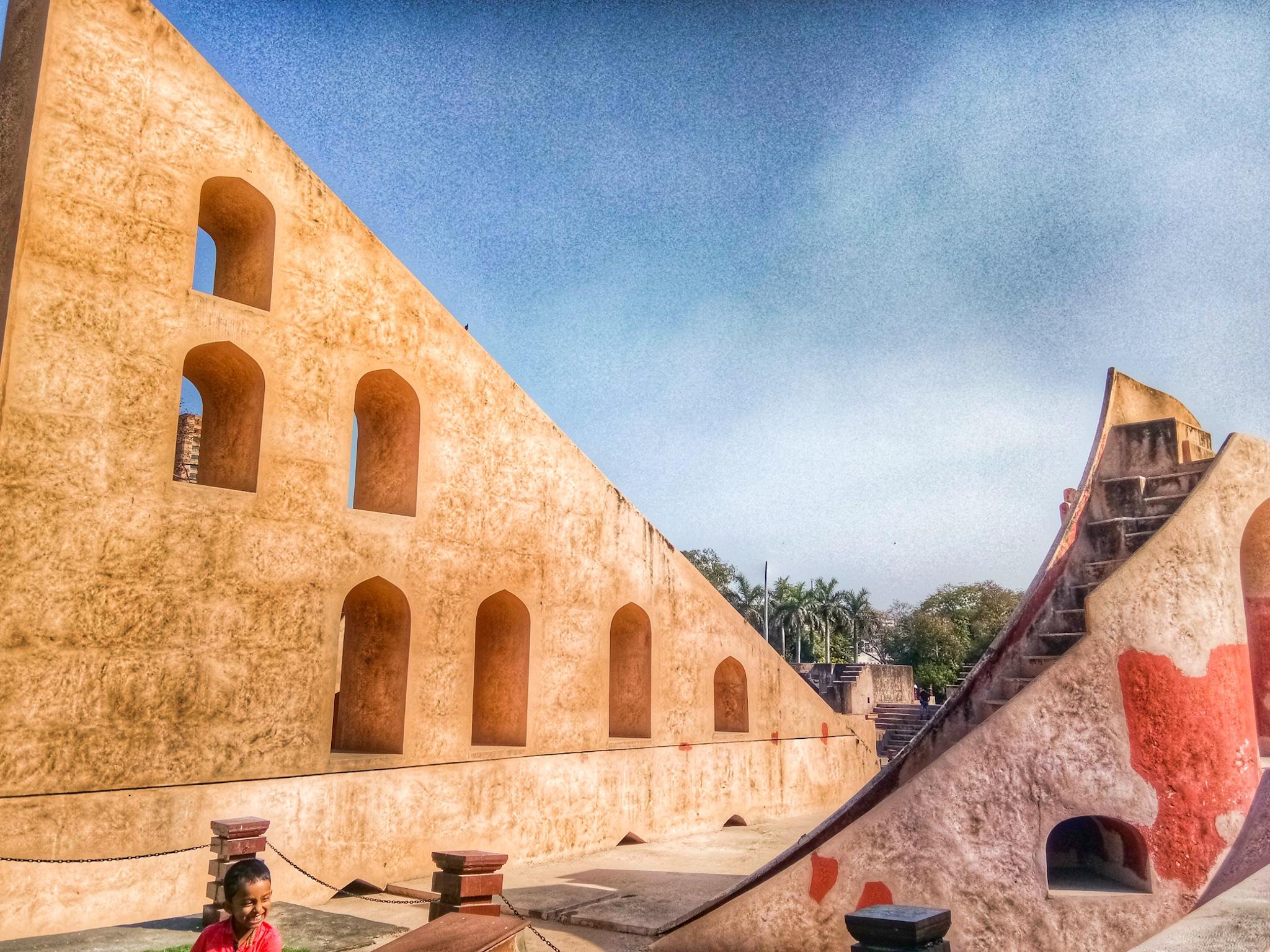 Jantar Mantar,New Delhi by SritomaB