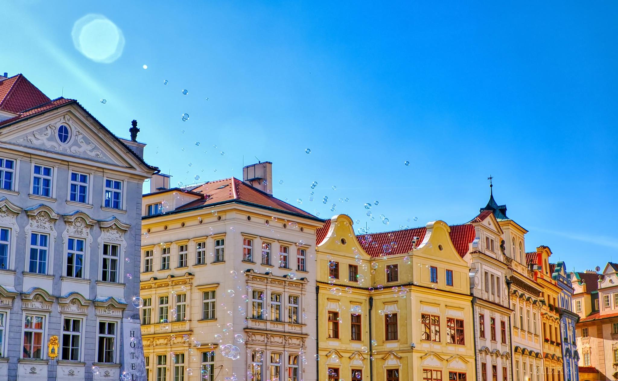 Staroměstské náměstí. Prague by Alex KUBIK