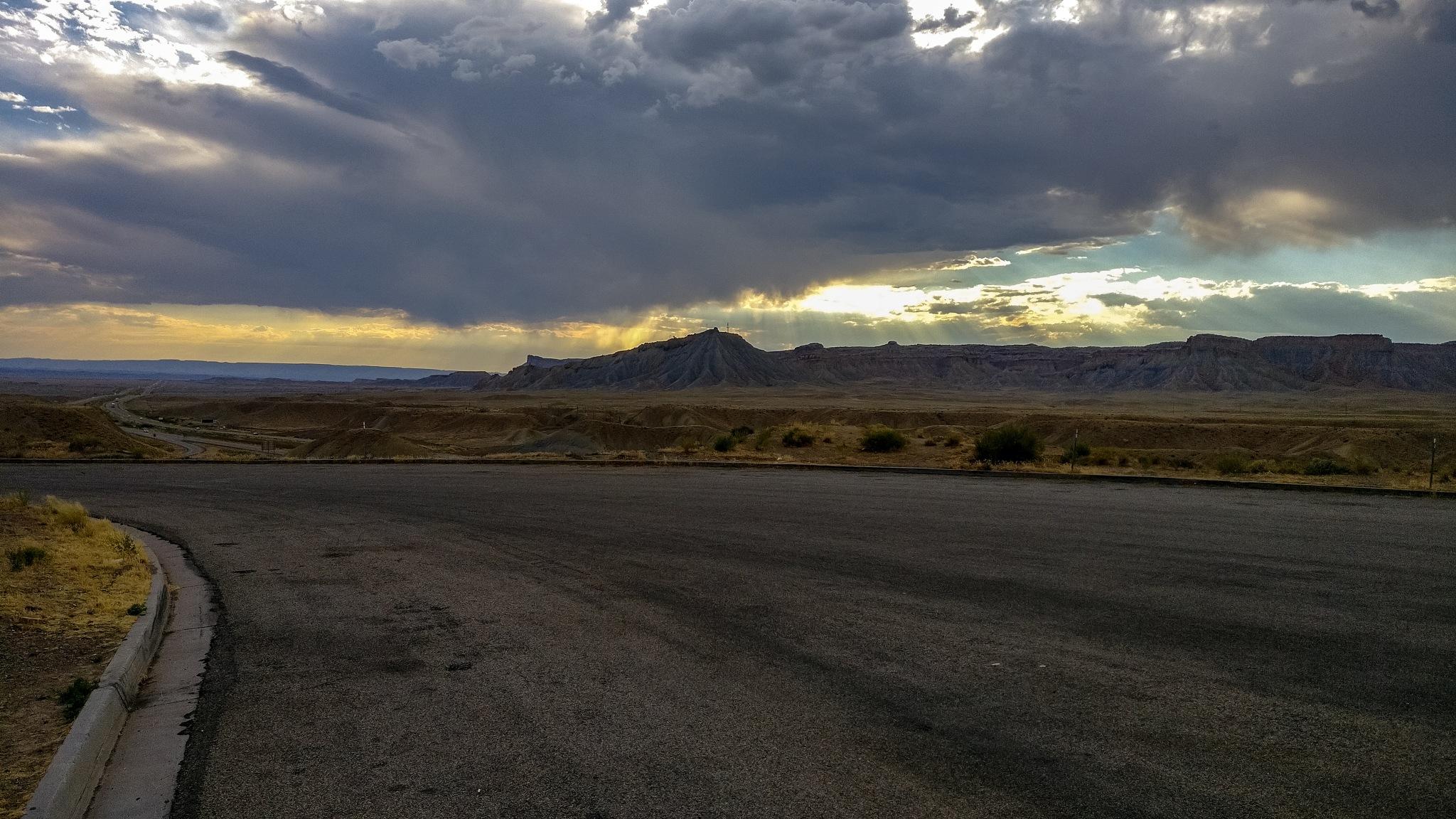 Crescent Junction, Utah by Orion Cochran