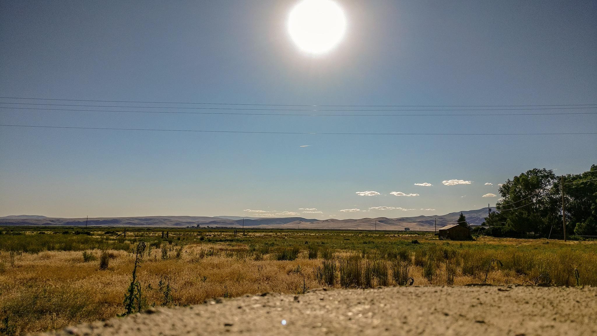 McDermitt, Nevada by Orion Cochran