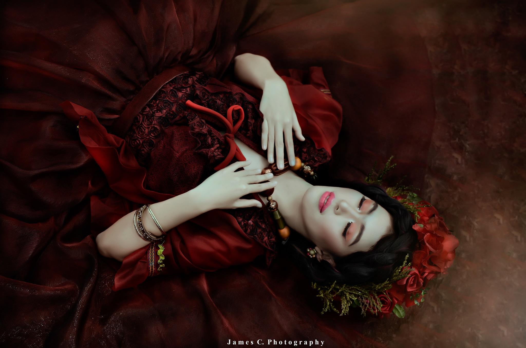 PORTRAIT OF FRIDA by James Marlon Castro