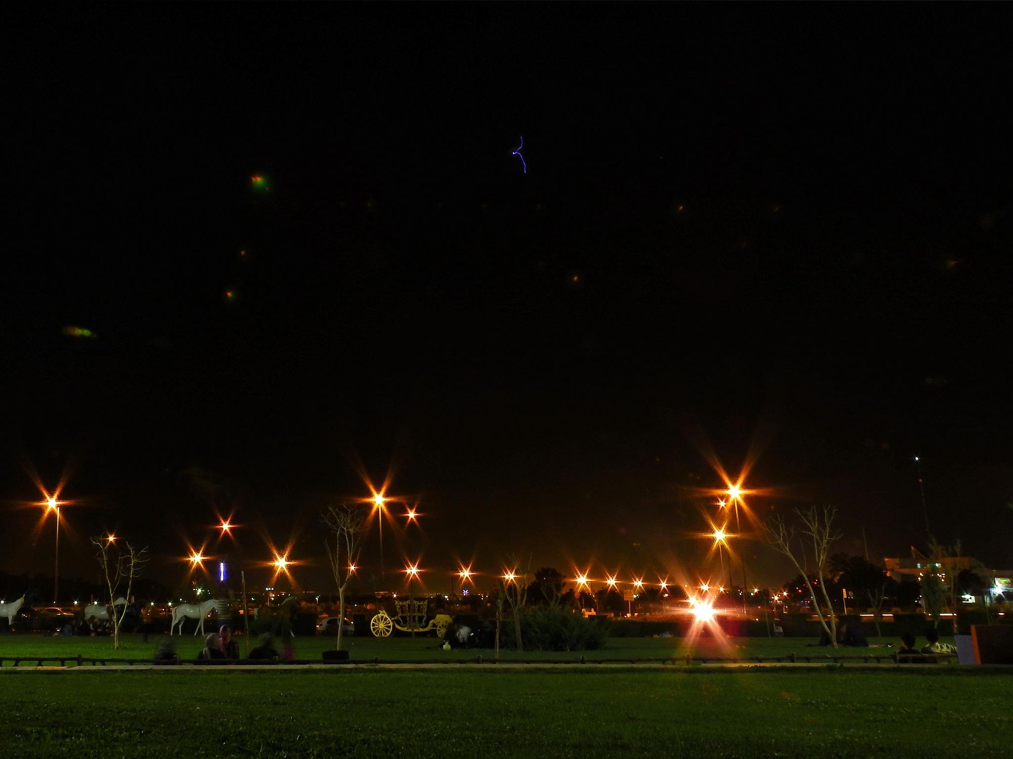 park           by Ahmad Hezavei