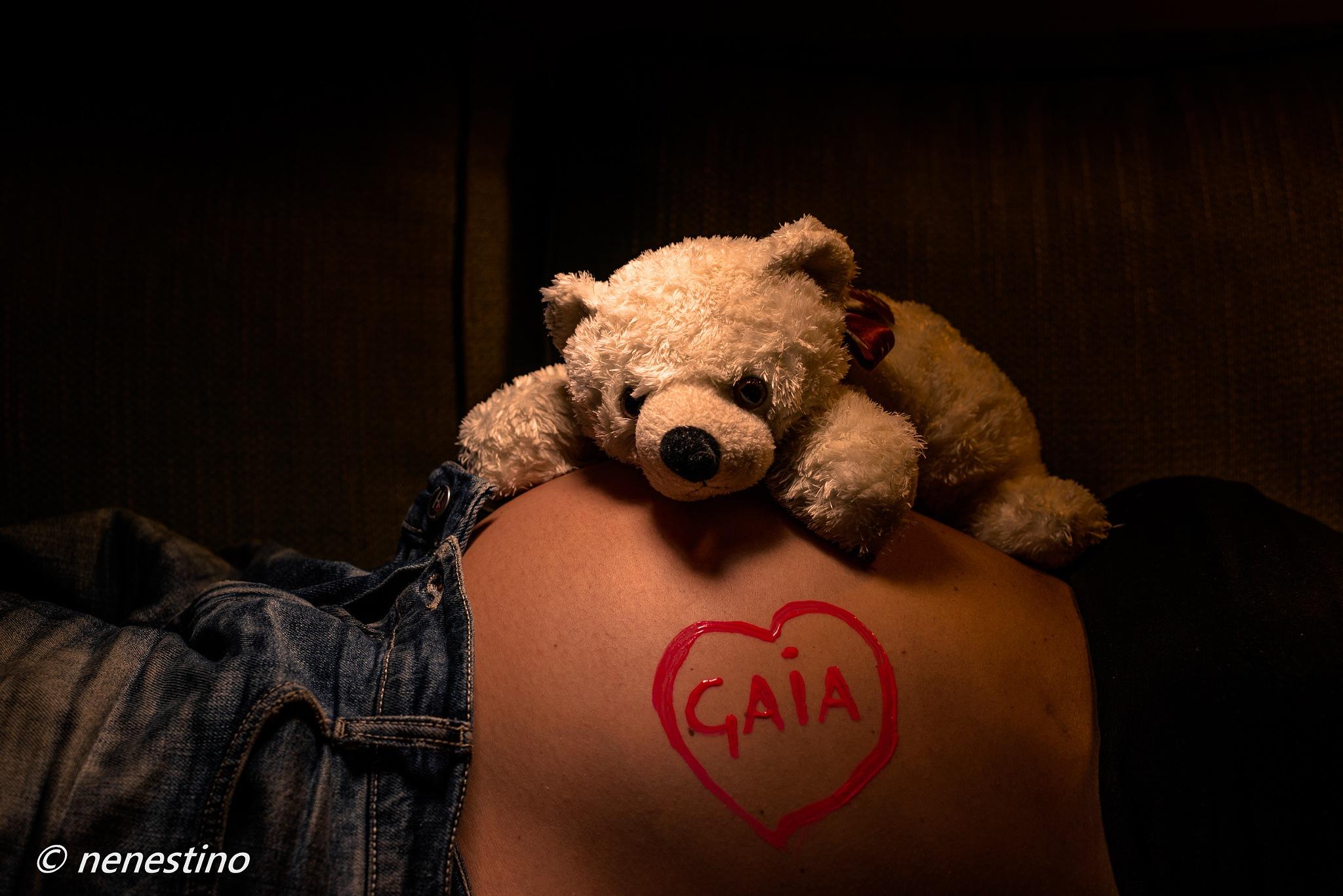 Gaia by nenestino