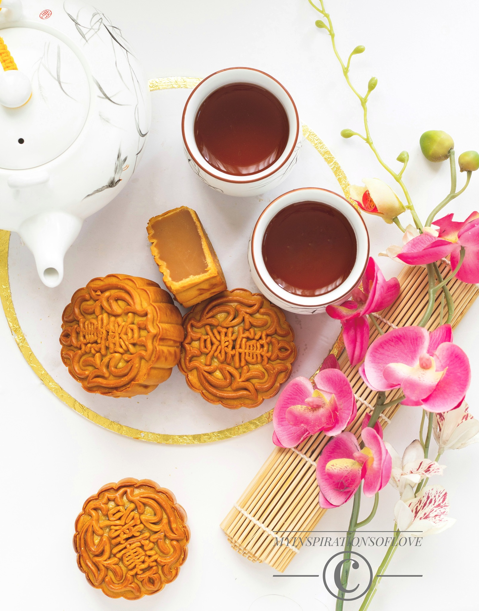 mid autumn festival is round the corner and it's mooncake time  by Anu Girish