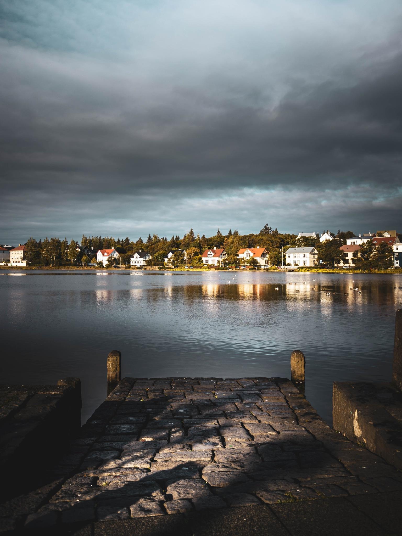 Reykjavík  by Edgar Zviedris