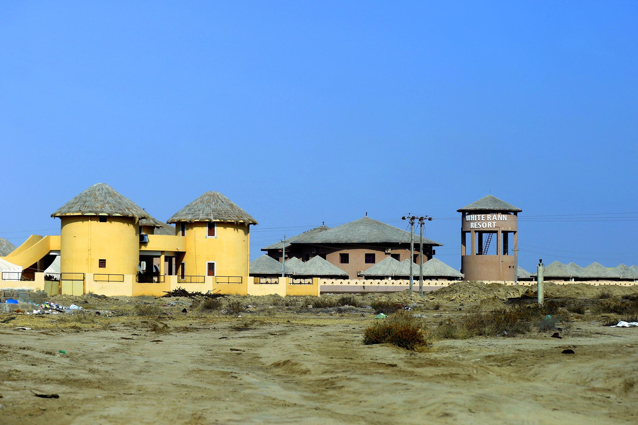white desert  by Dharmendra patel