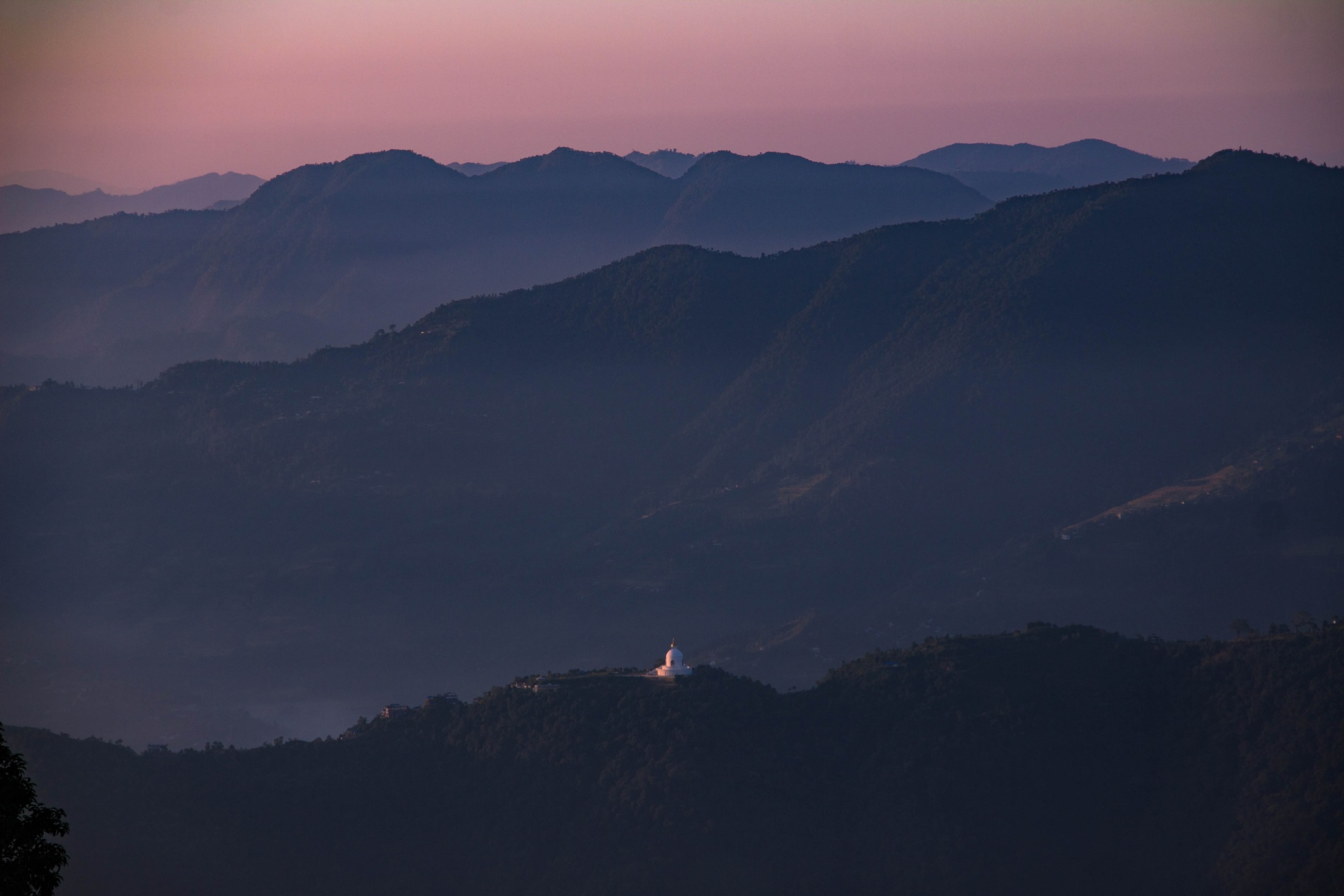 Nepal is basically really beautiful for the nature and the religious sites. by Ganesh Rogers