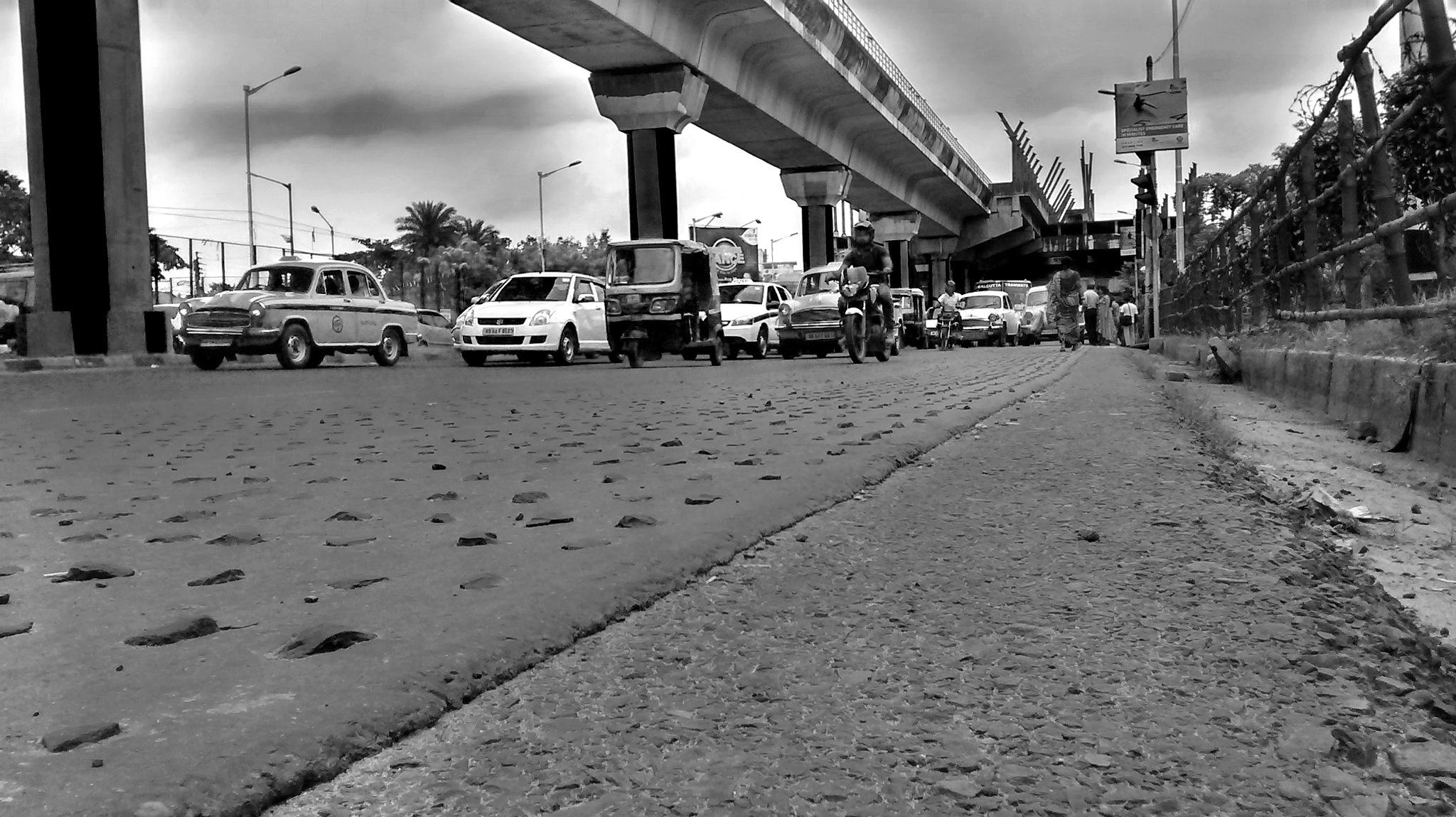 Street view  by Soumyadeep Biswas