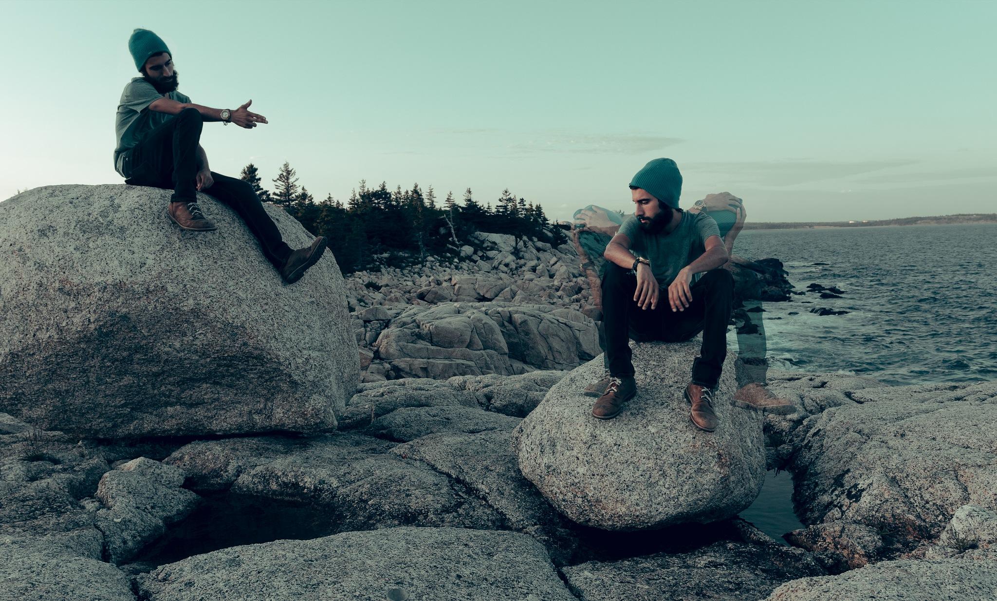 Suicidal Headcase by Sean LeBlanc