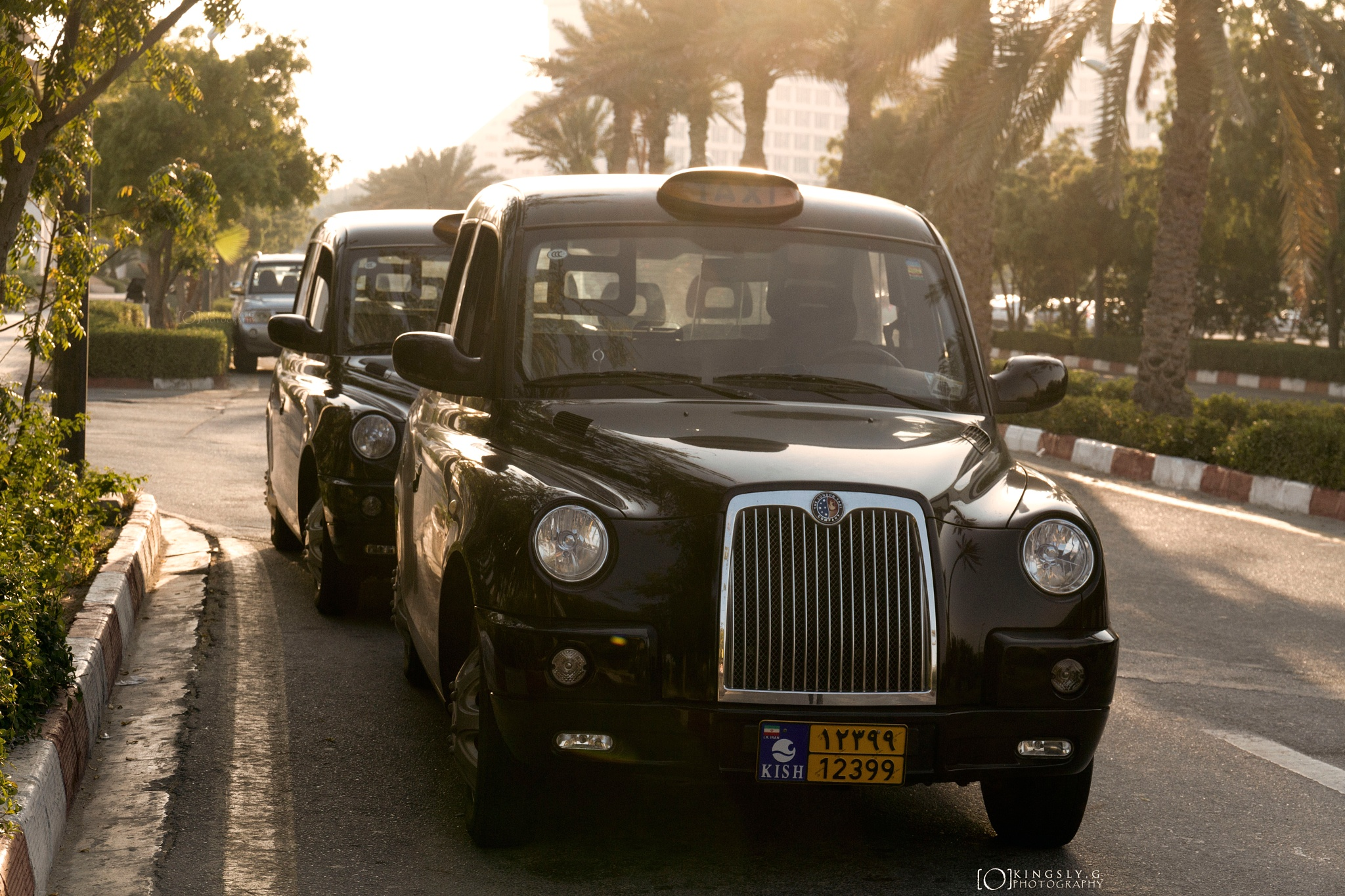 Taxi by kingsly