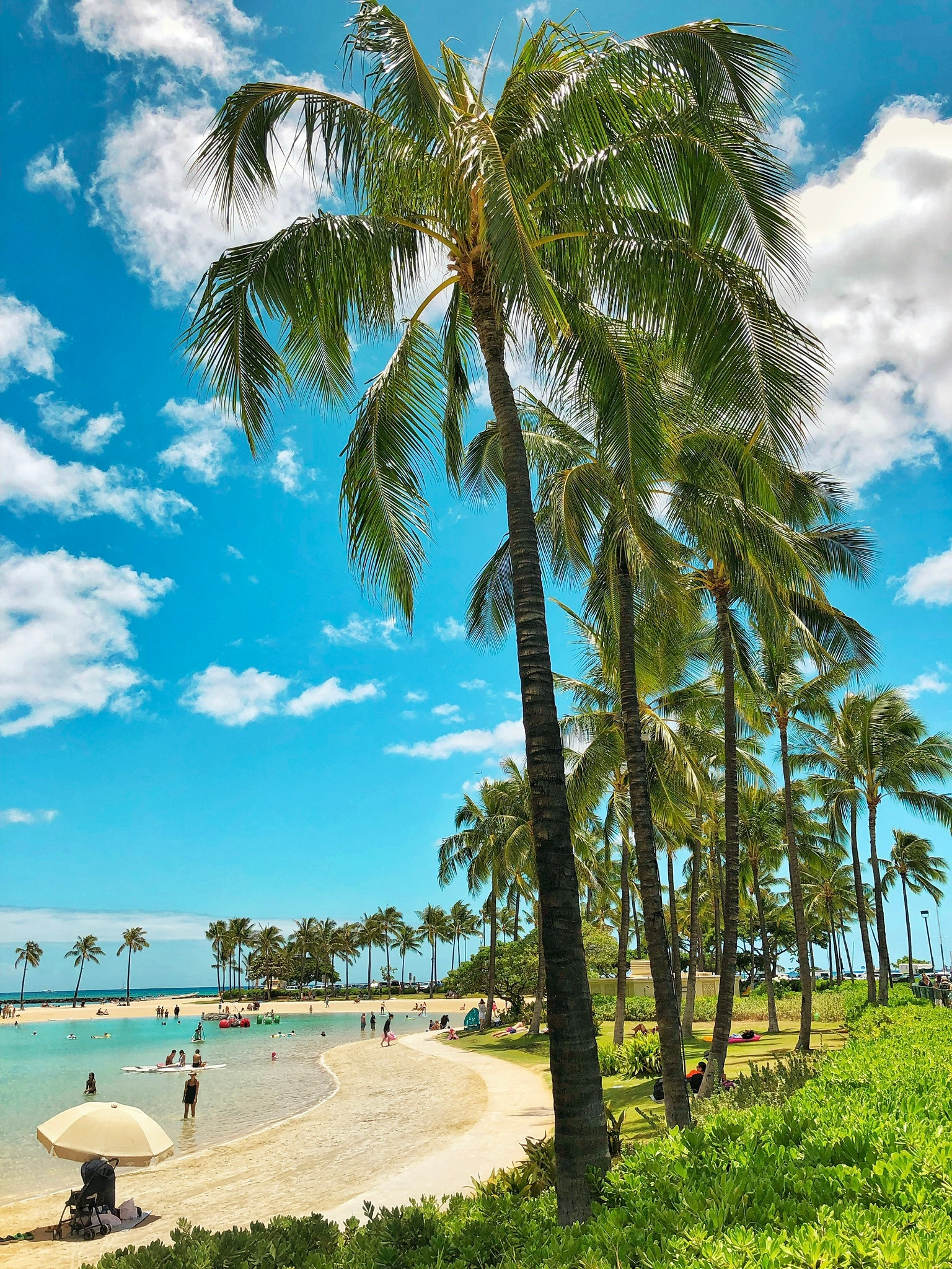 Waikiki Hawaii by gianlucadonadio97