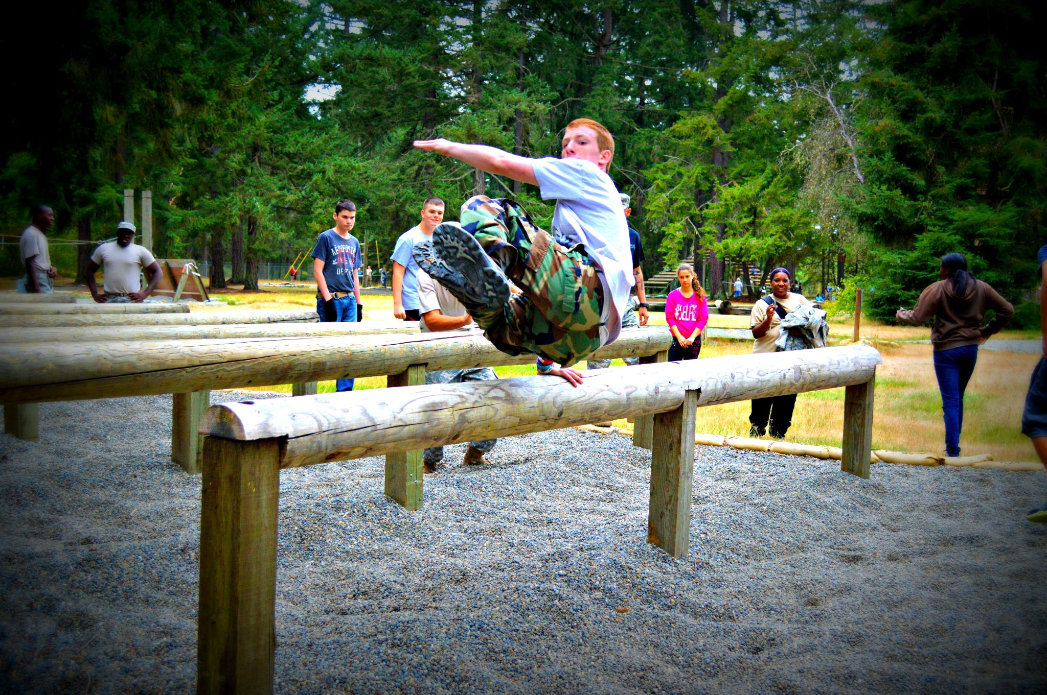 Confidence Course by SashaMarie Photography