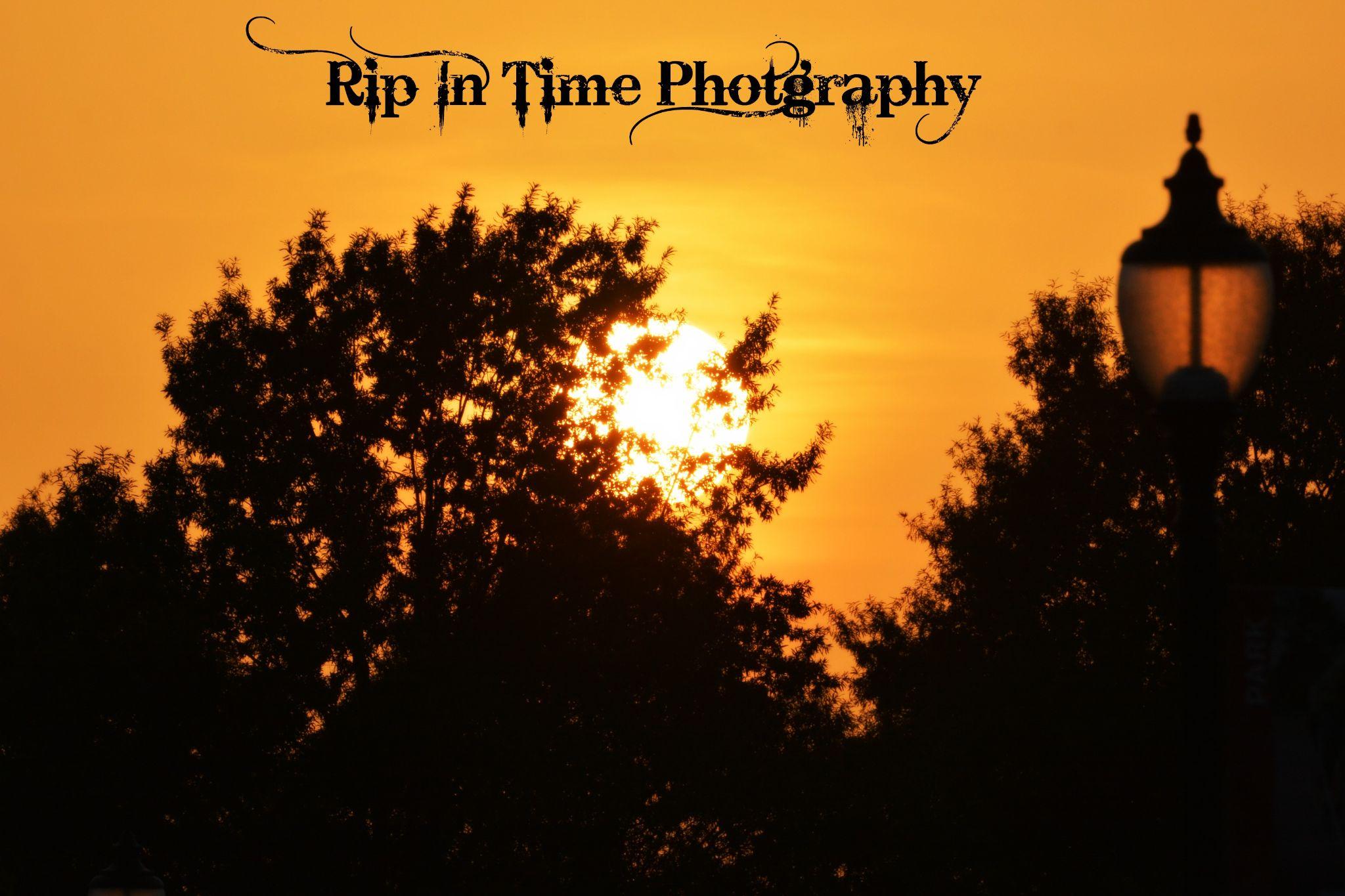Sunset in arkansas by Kent Ripley