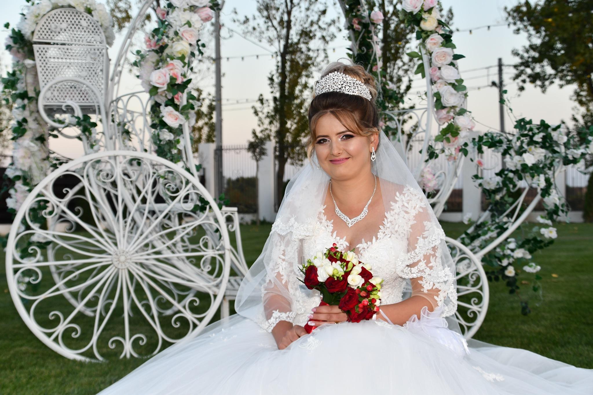Nice bride smile  by Adrian Filip