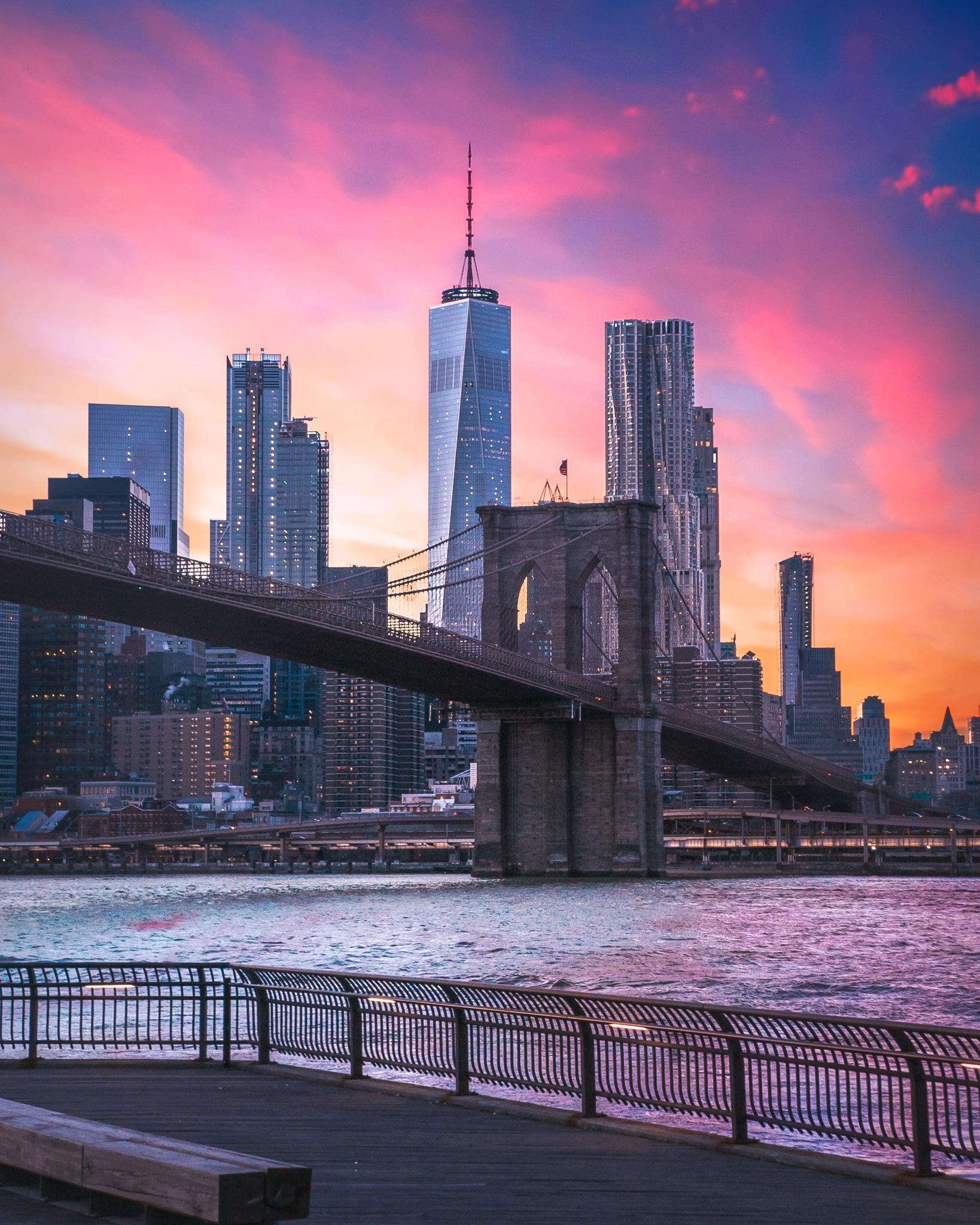 New York by Roman Hopp