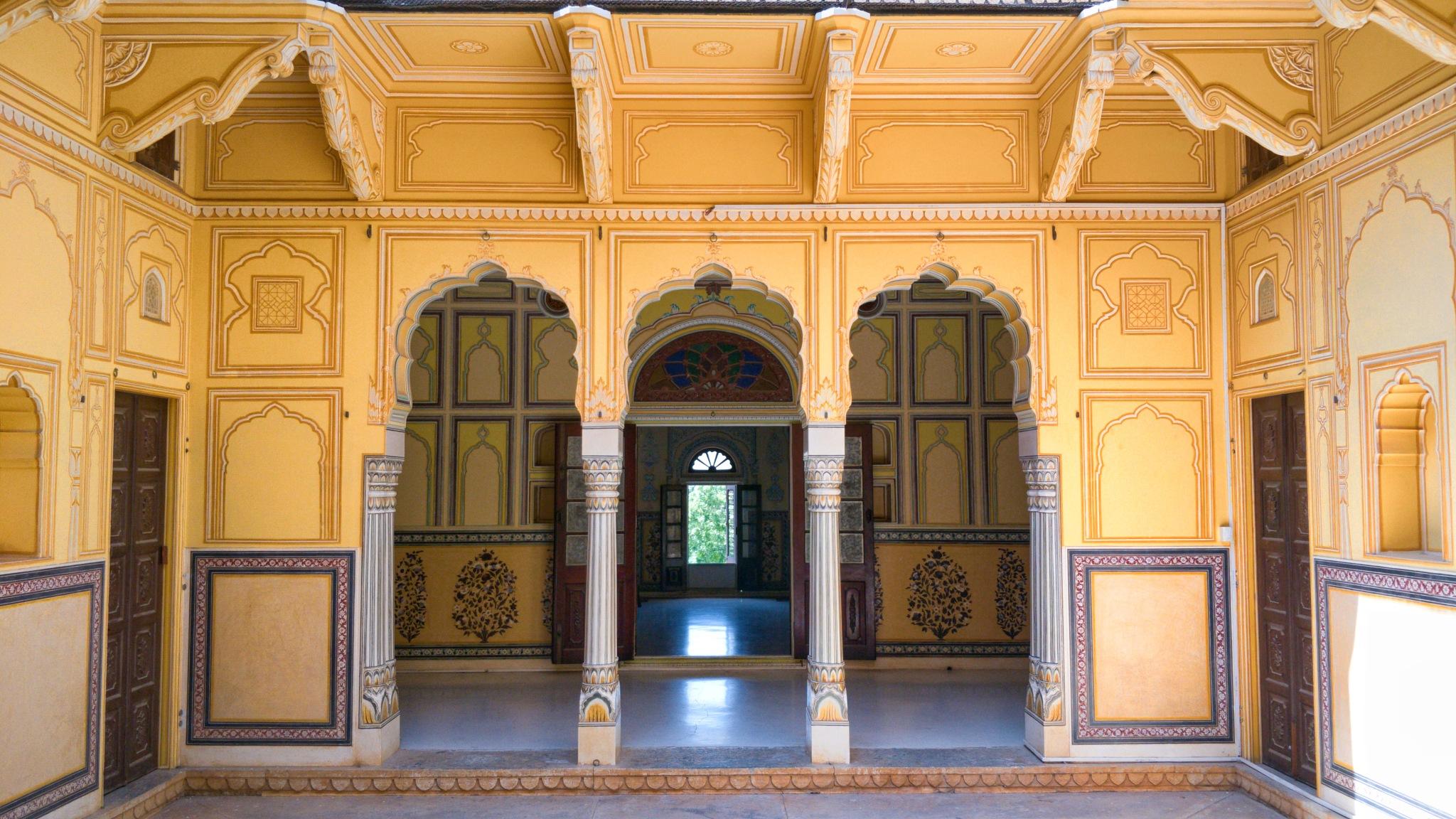 Nahagarh Fort by akashrr