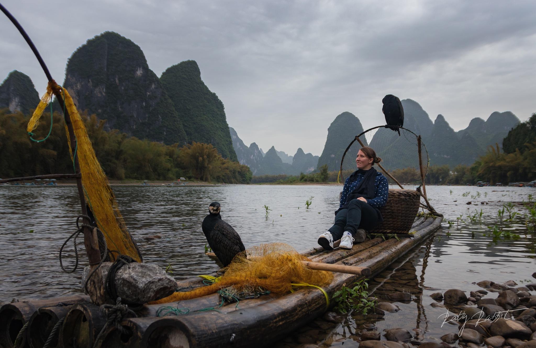 Memories of Yangshuo by Lenka Znamenackova