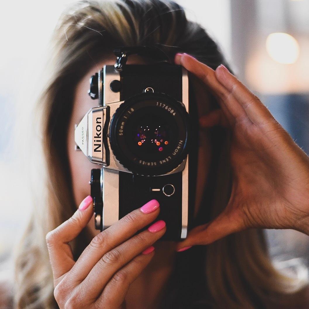 Nikon Portrait by Michael Gonzalo Maya