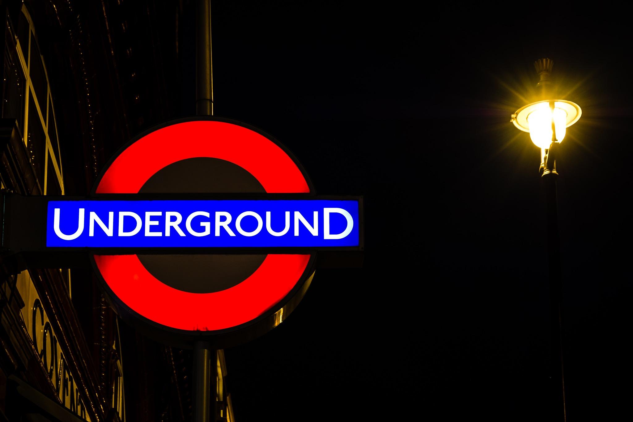 Underground by Michael Schröder