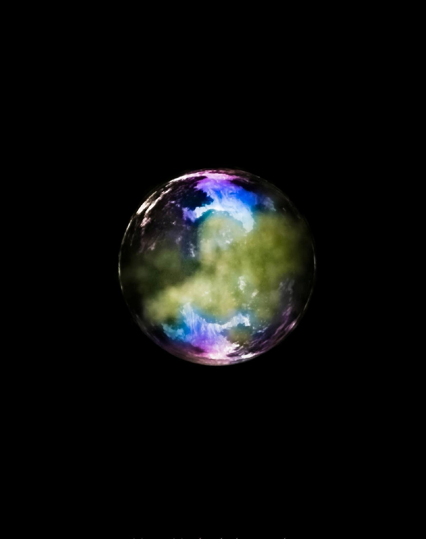 small world - bubble by Marcin Majchrzak