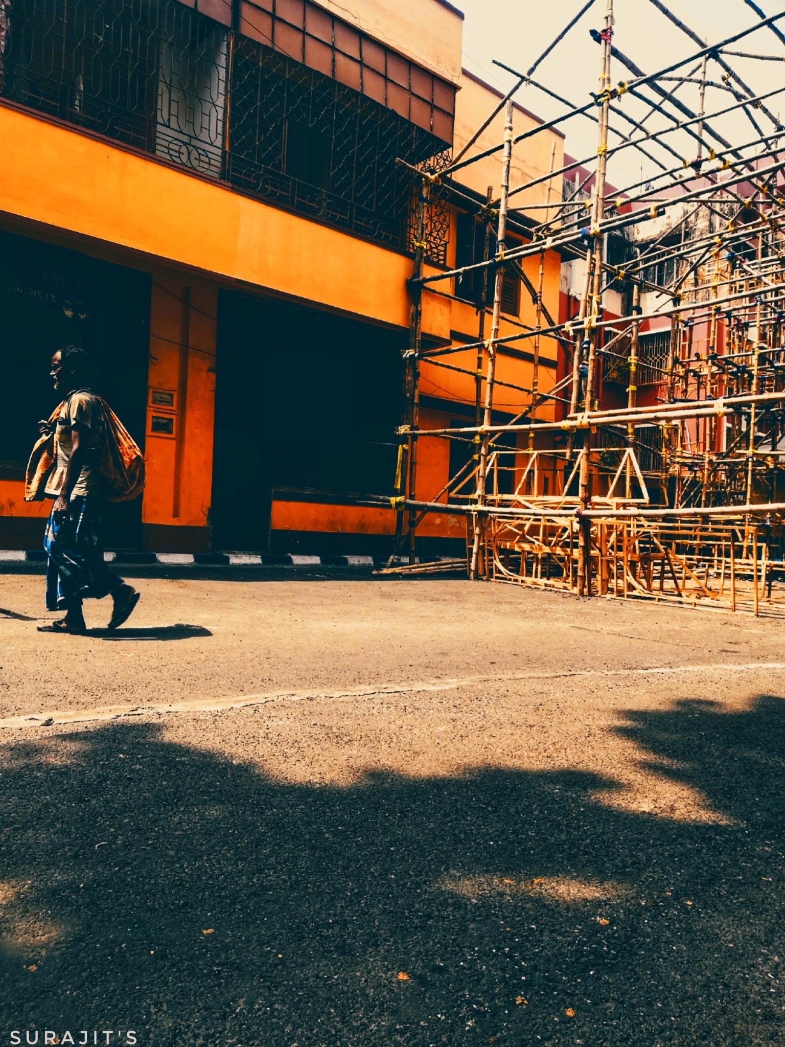 hoty noon. by Surajit Bhattacharjee