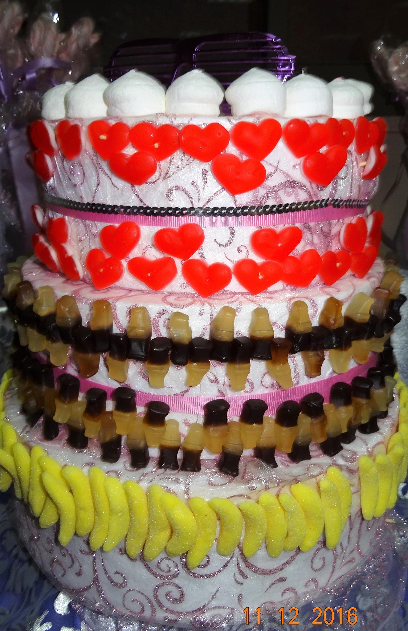 Sweet Cake by Francine Waterman