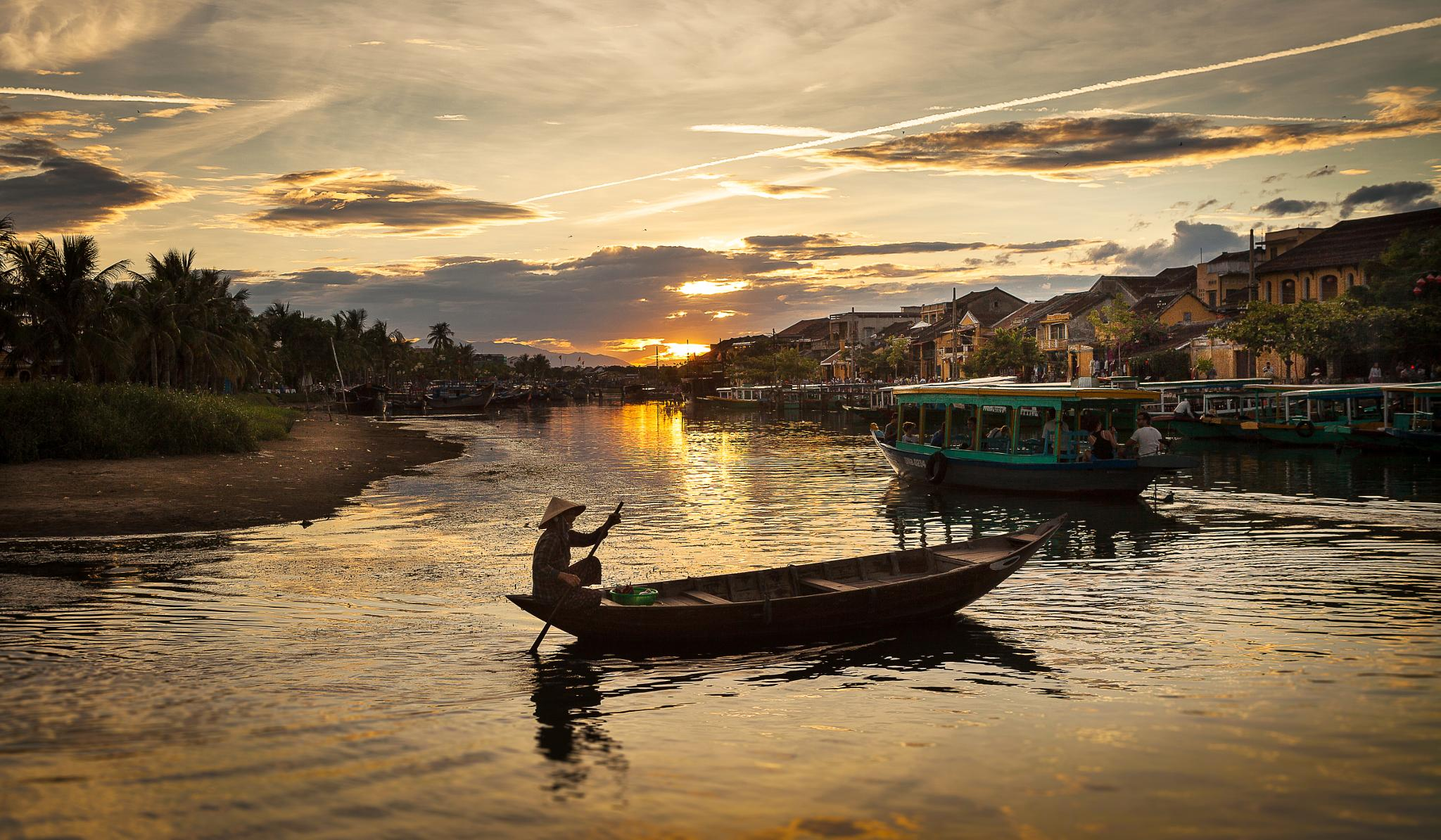 Hoi An by Sylvain Marcelle