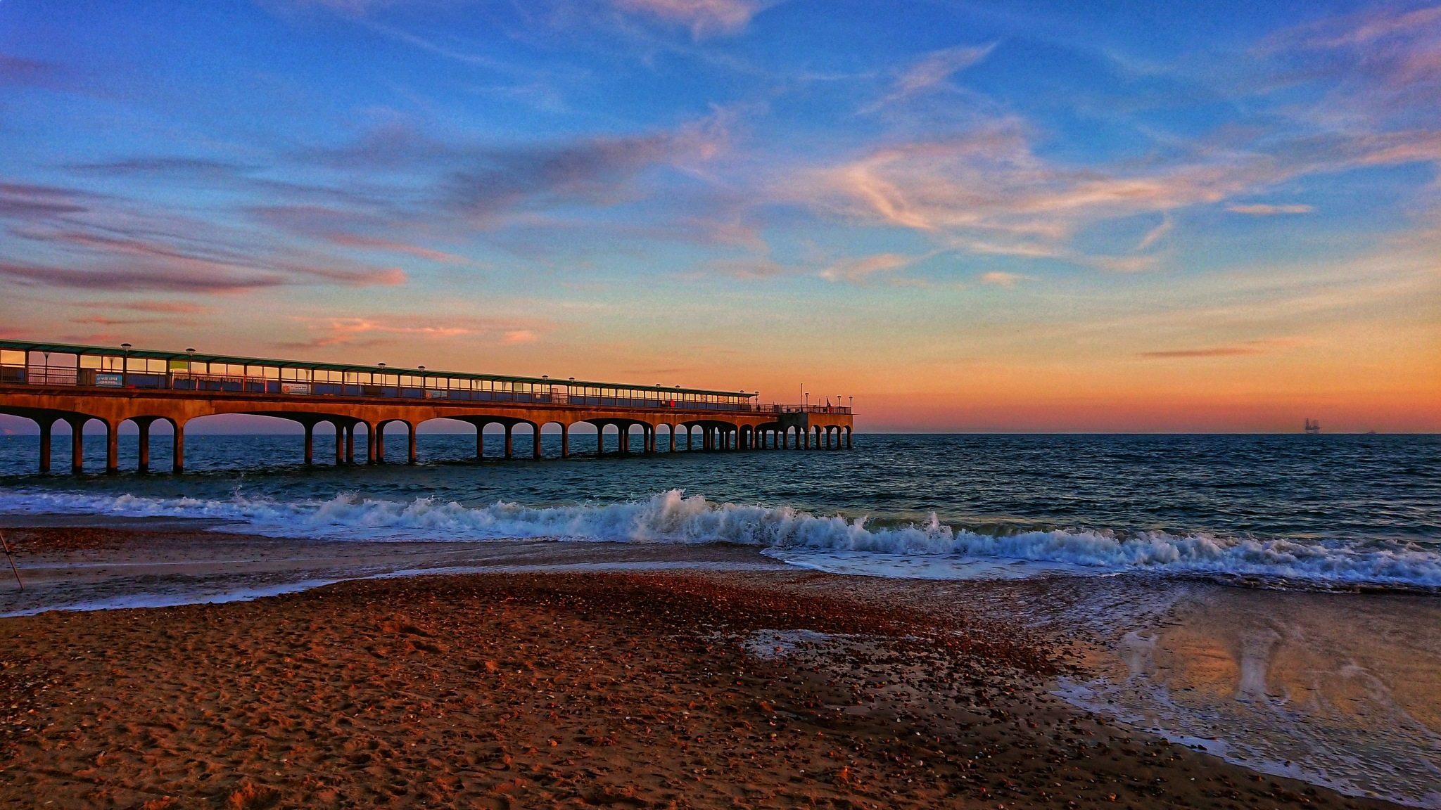 I love sunsets by Marlena
