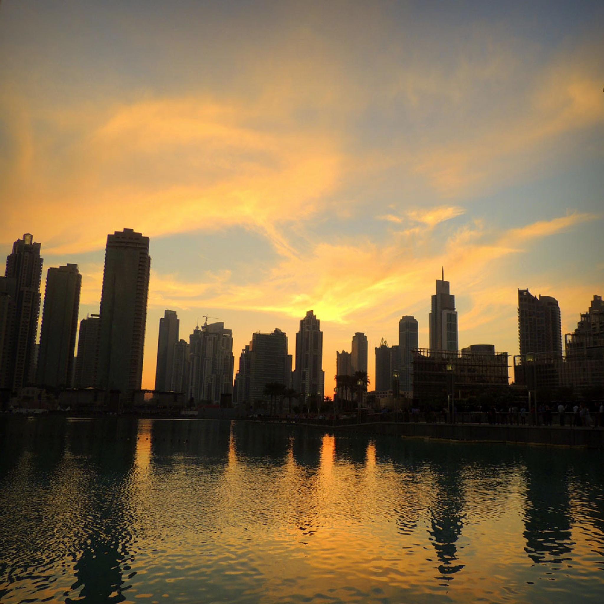 DUBAI by Talosi Laszlo Photography